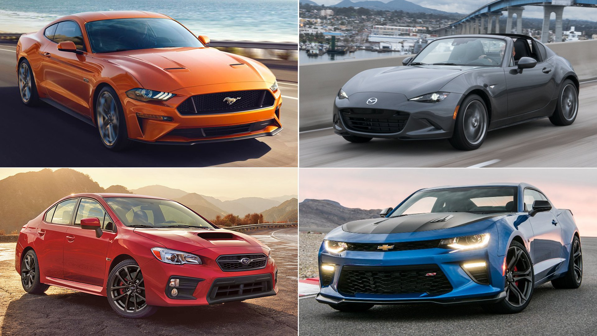 Cheap Sports Cars for Sale Near Me Best Of the Best Cheap Sports Cars Of 2017 the Drive