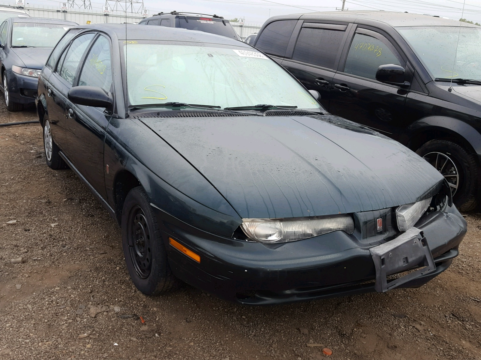 Damaged Cars for Sale Near Me Awesome Damaged Saturn S Series Car for Sale and Auction