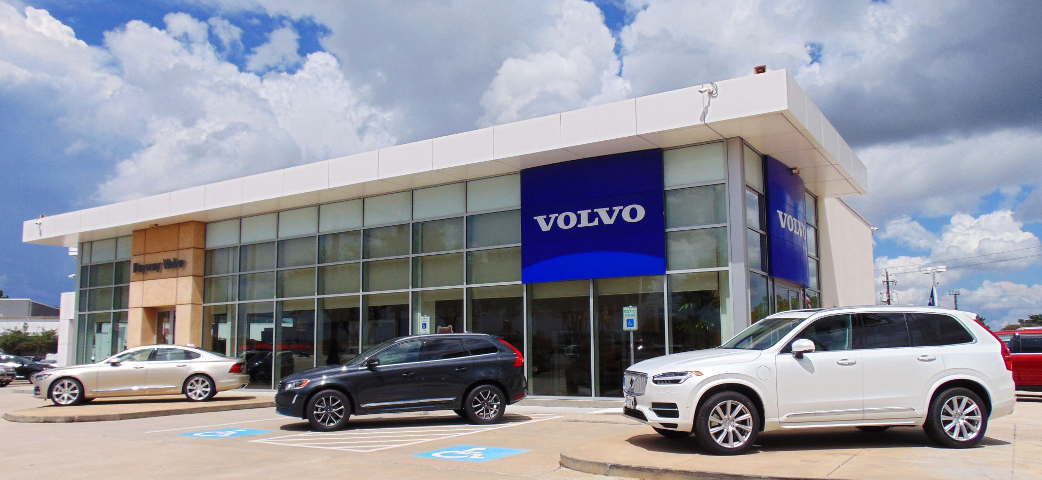 why from bayway volvo cars