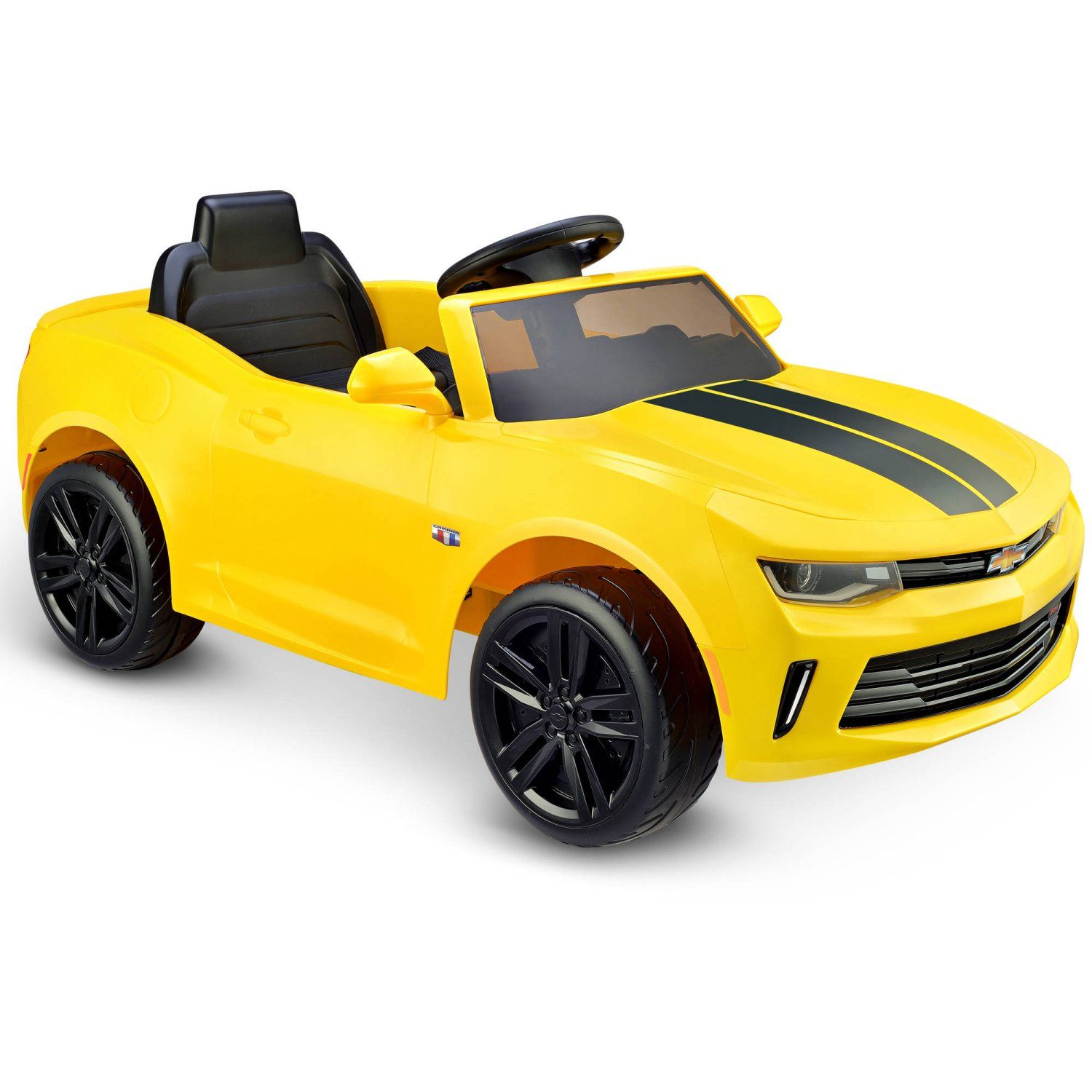 Kids Ride On Electric Cars Beautiful Official Bumblebee Camaro Rs Ride On toy Electric Car Kids Yellow 6v