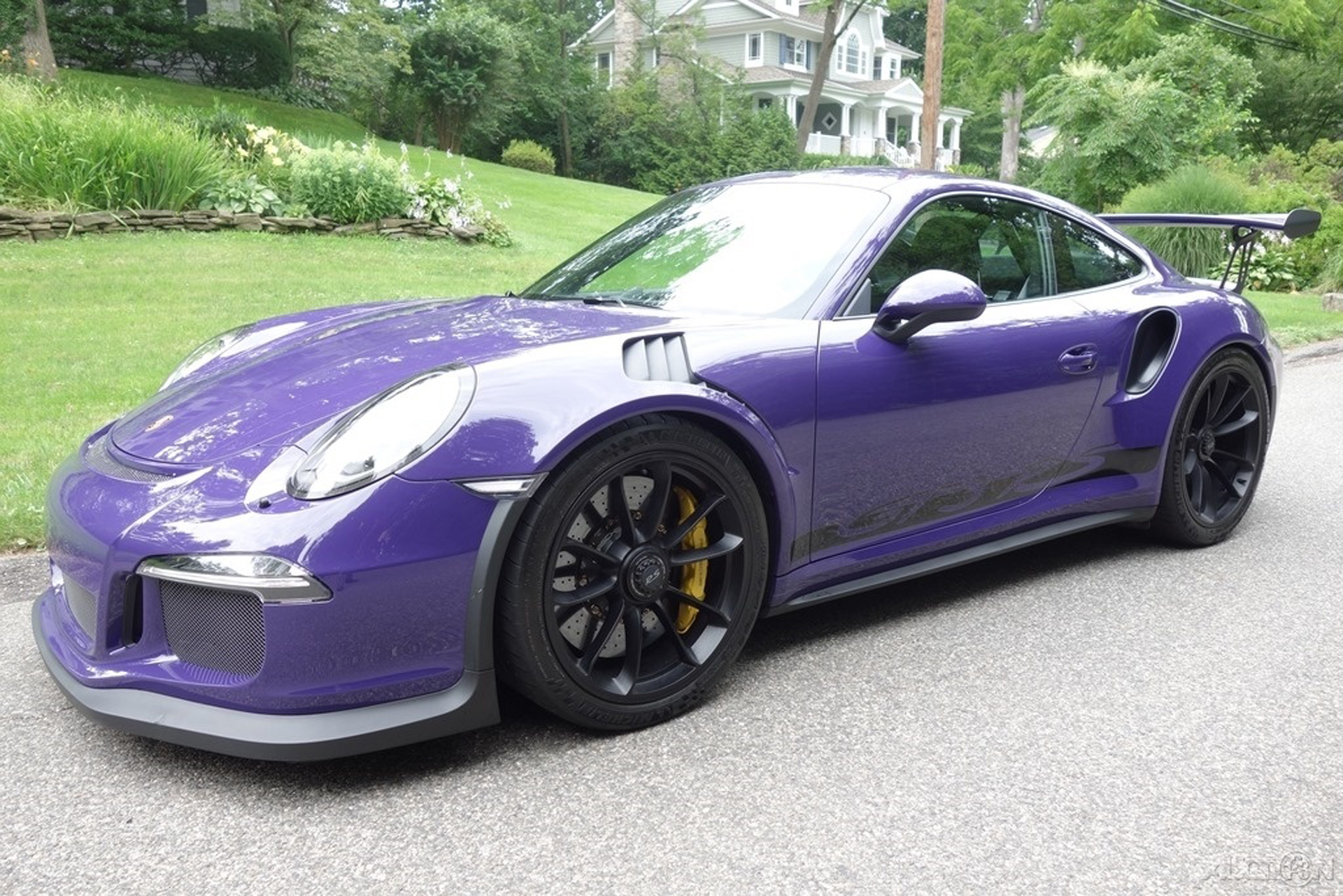 Long island Used Cars for Sale Best Of 2016 Porsche 911 Gt3 Rs Ultraviolet Long island Ny for Sale $244 900