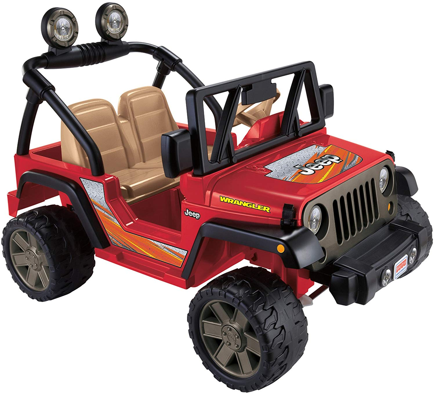 Motorized Ride On toys Inspirational Power Wheels Jeep Wrangler Red toys Games