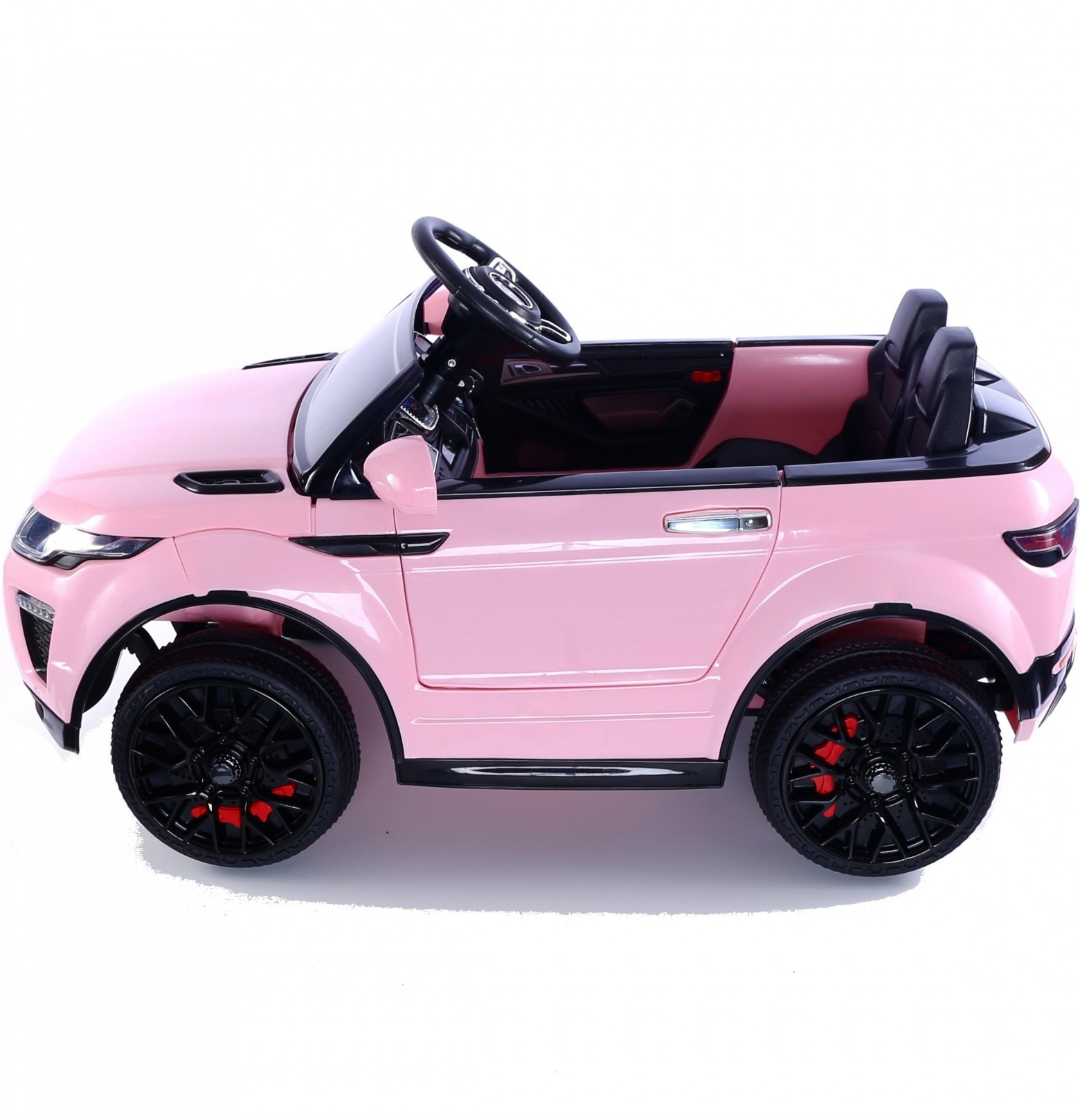 range rover evoque style 12v ride on pink