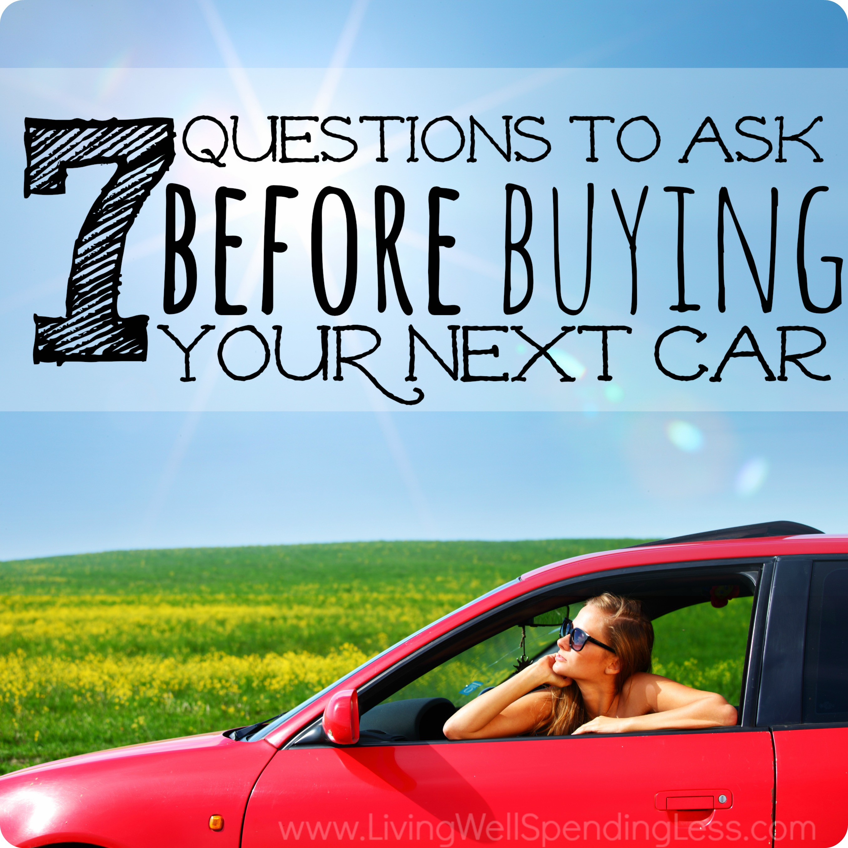Questions to ask when Buying A Used Car New 7 Questions to ask before Ing A New Car