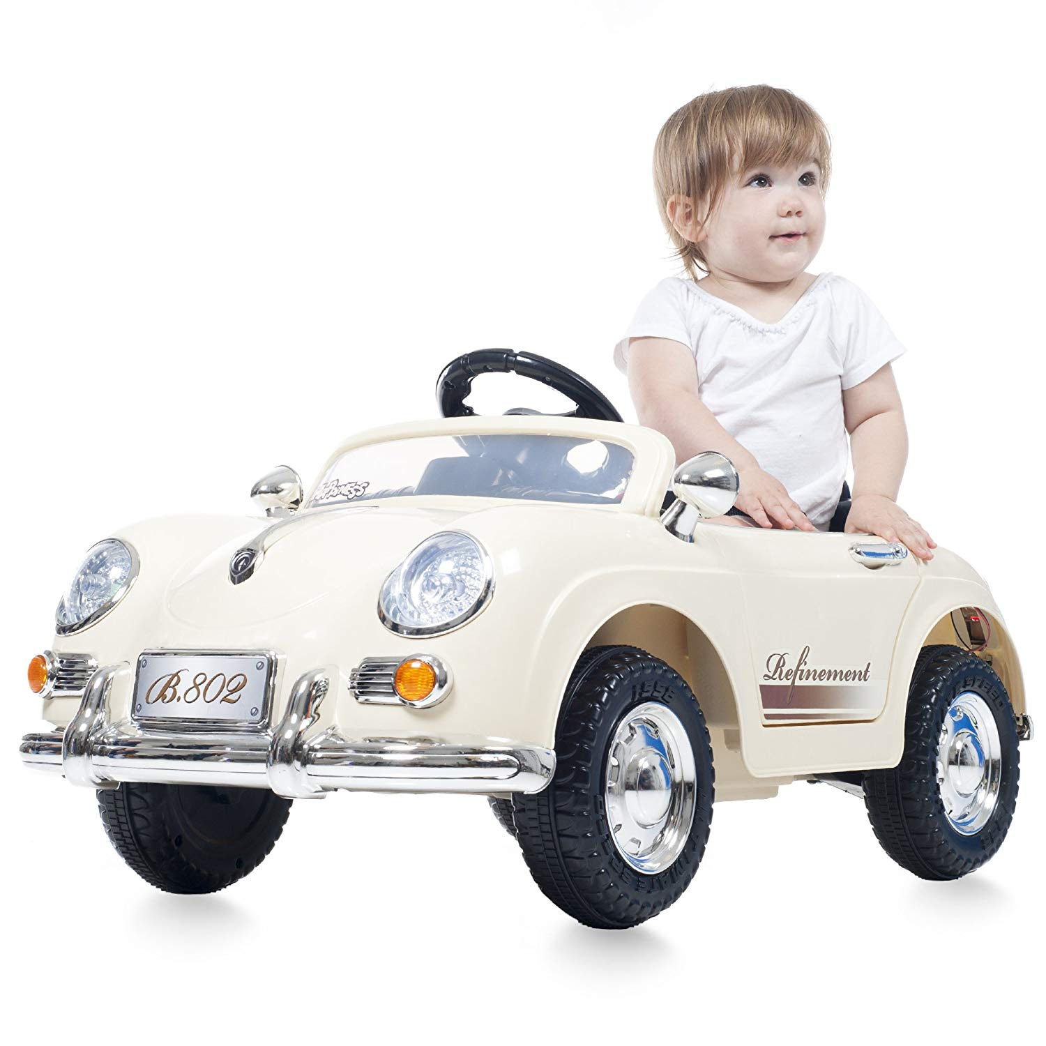 Ride On toy Car Awesome Lil Rider Ride On toy Car Battery Operated Classic