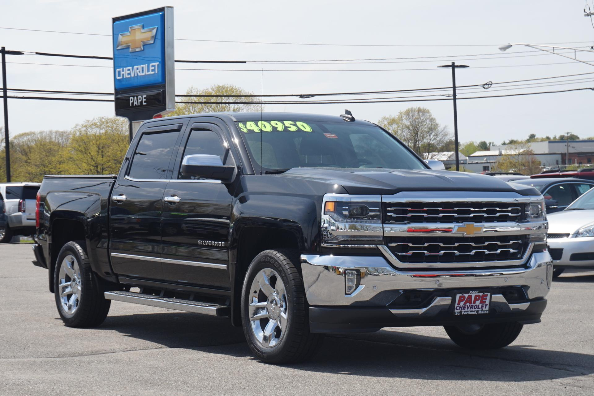 Used 4 Wheel Drive Cars for Sale Near Me Fresh south Portland All 2016 Chevrolet Silverado 1500 Vehicles for Sale