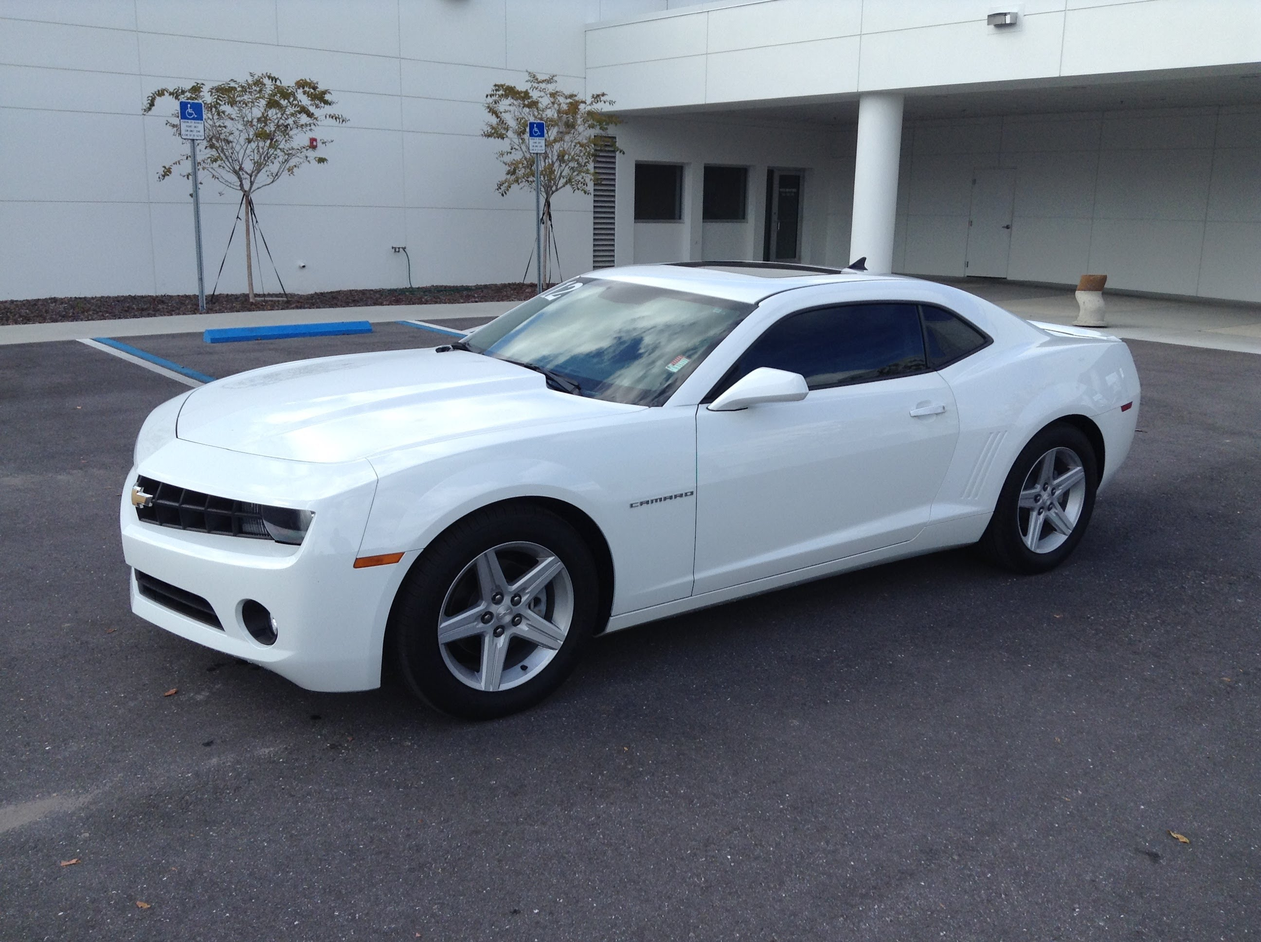 Luxury Used Camaros