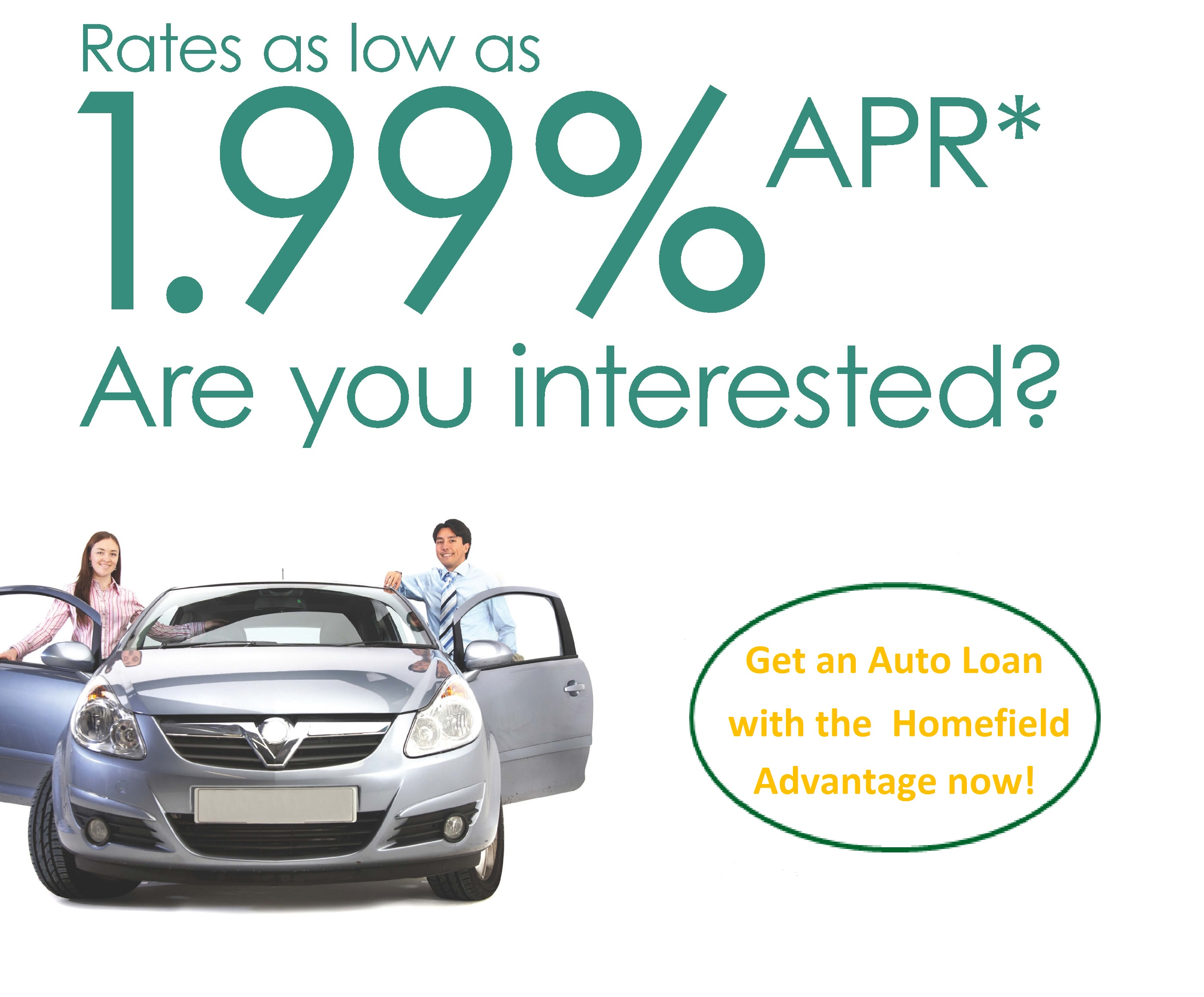 Used Car Auto Loan Inspirational Homefield Credit Union
