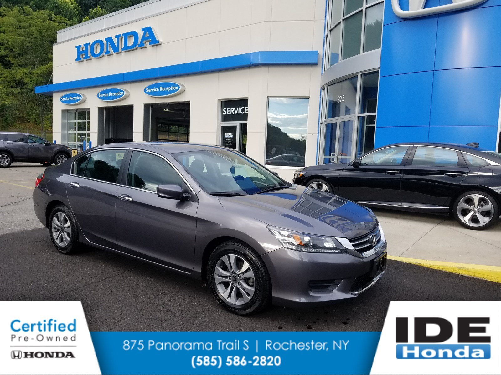 Used Car Dealerships Rochester Ny Beautiful Certified Pre Owned 2015 Honda Accord Sedan Lx 4dr Car In 875