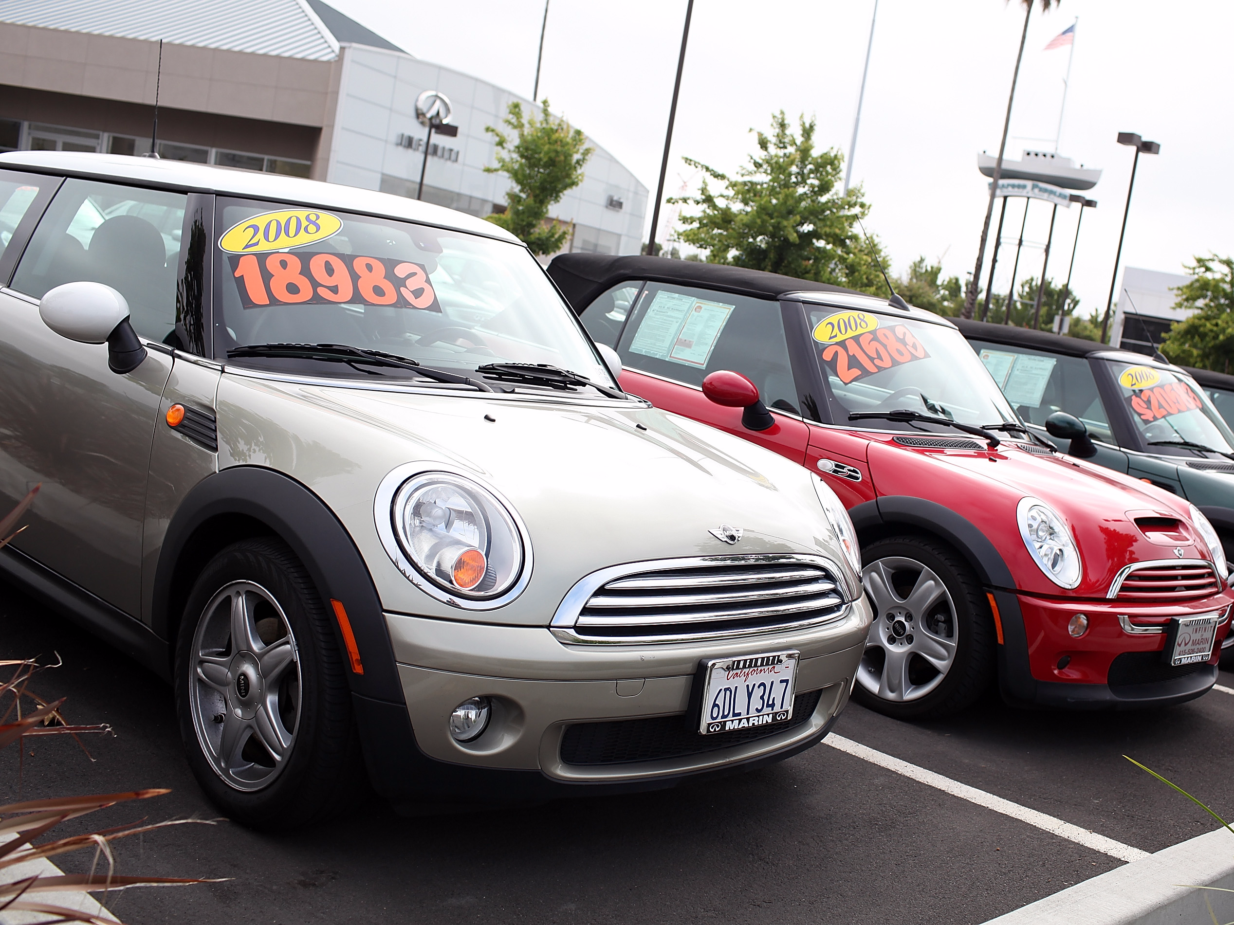 cpi used car prices post their biggest drop in 9 years business insider