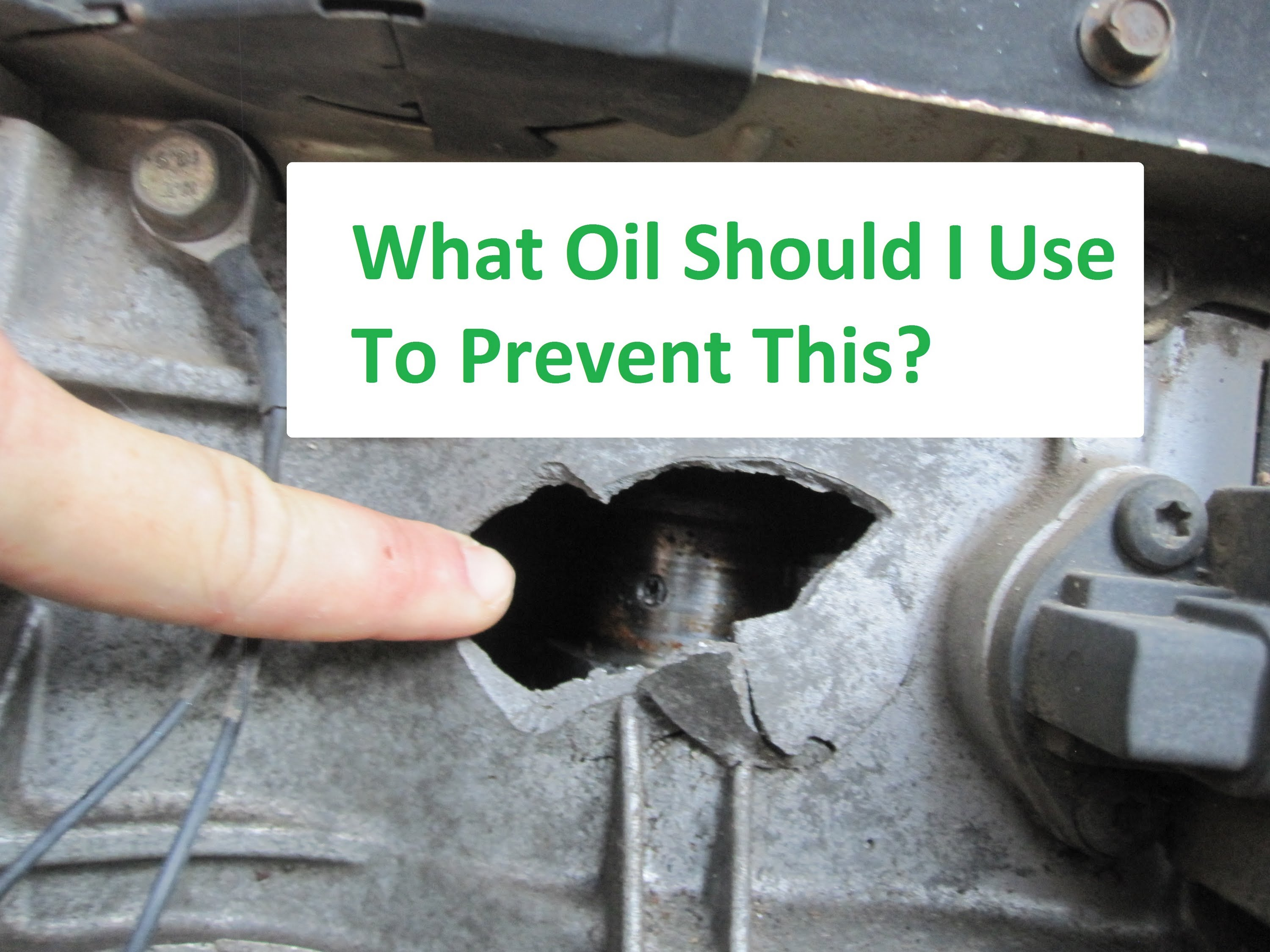 what oil should i use in my lawn mower