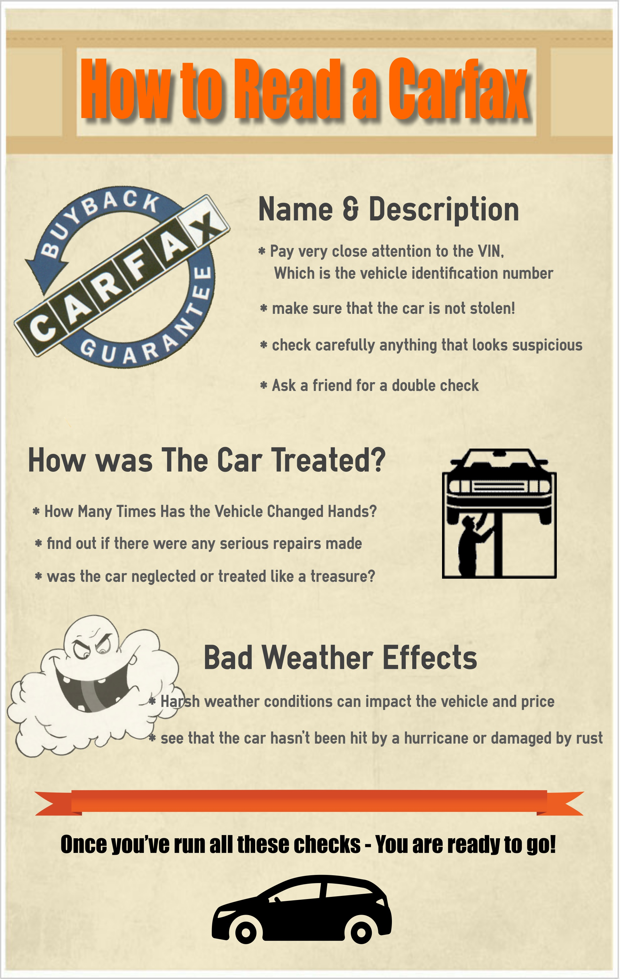 Car Reports Like Carfax Lovely How to Read A Car History Report