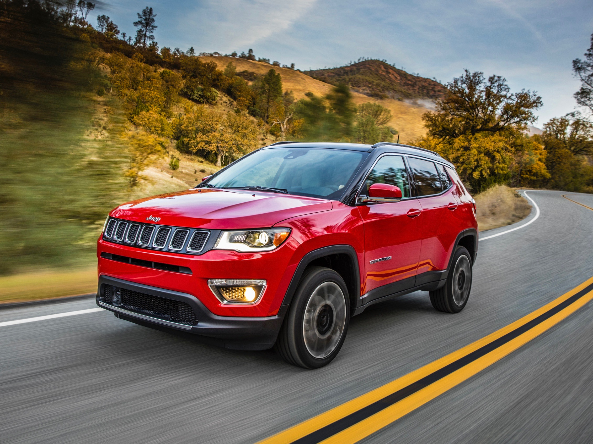 Carfax New Cars Luxury 2017 Jeep Pass Review