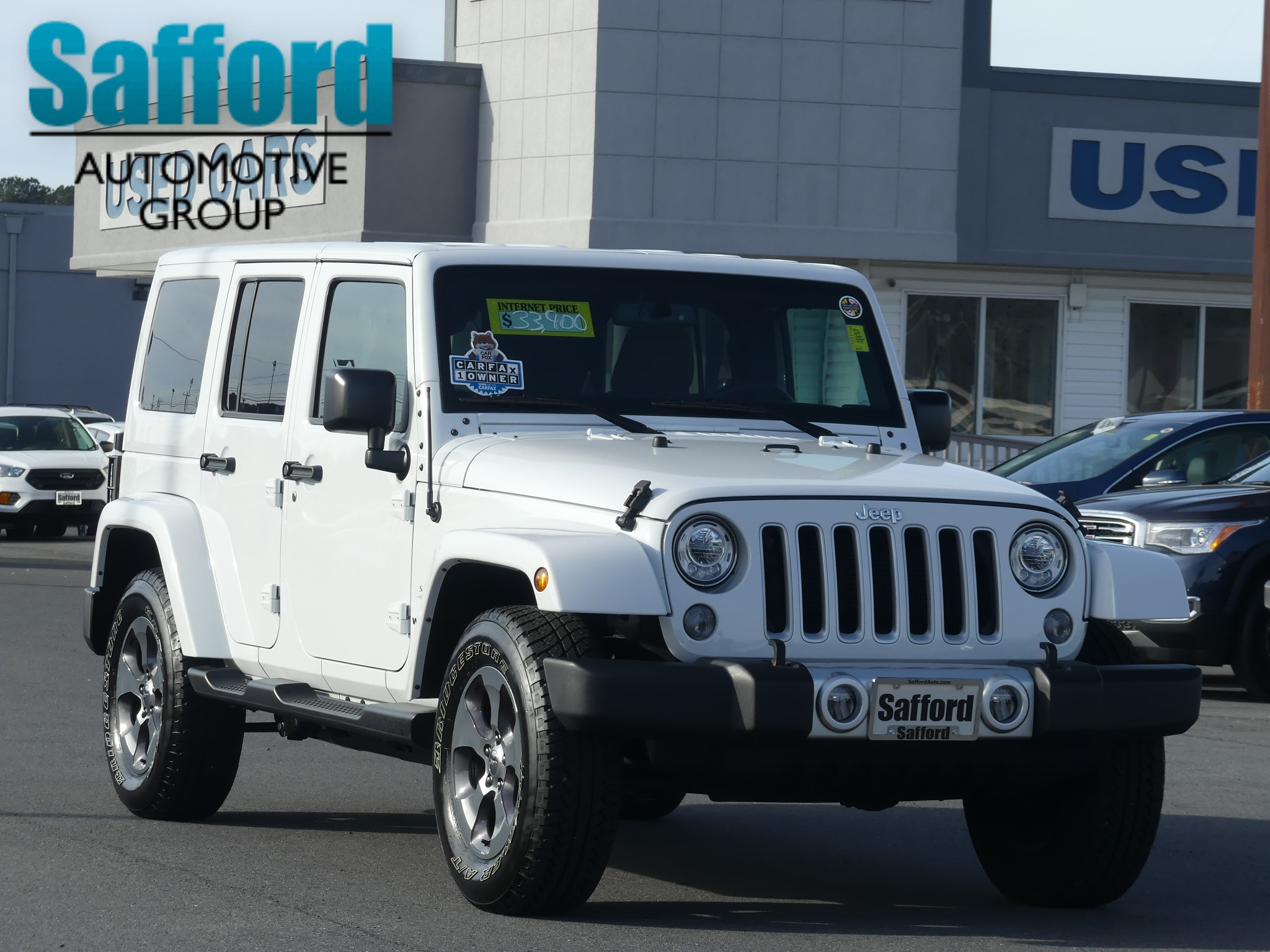 Carfax Subscription Unlimited Lovely Pre Owned 2017 Jeep ...