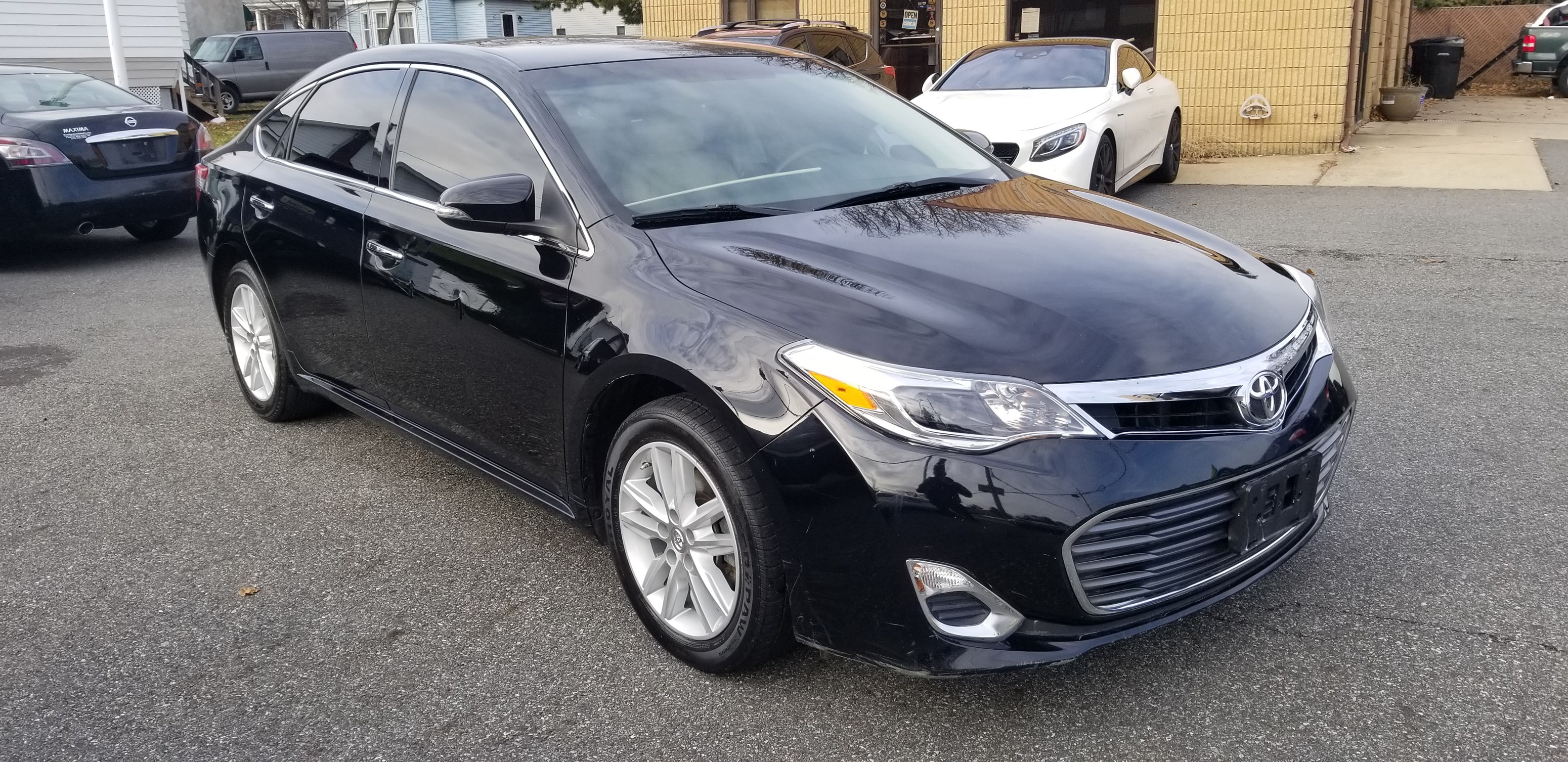 Carfax toyota Awesome 2015 toyota Avalon Xle 3 5l V6 Clean Carfax 1 Owner Under Warranty