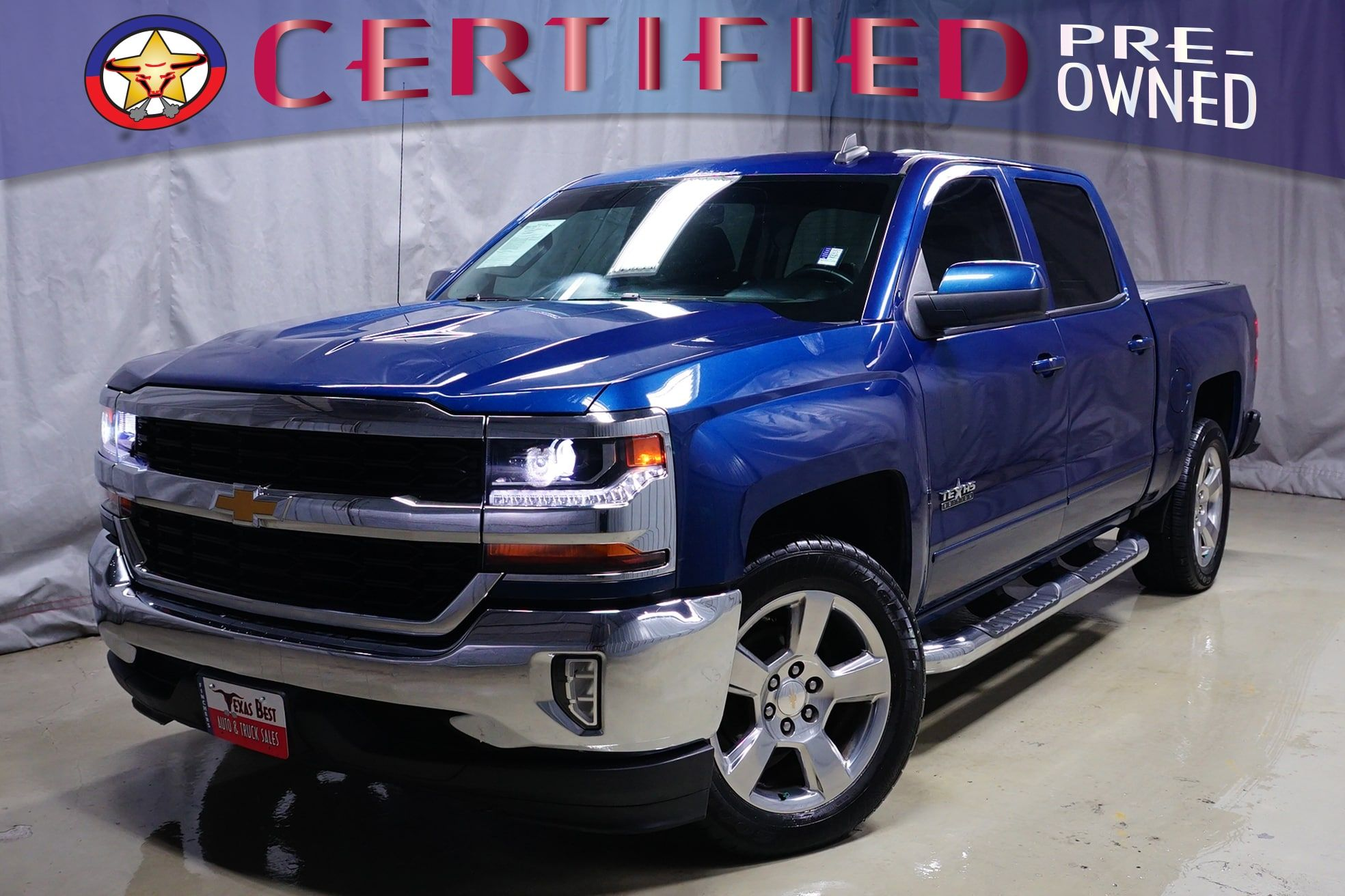 Carfax Trucks Luxury Certified Pre Owned One Owner Free Carfax 2016 Chevrolet