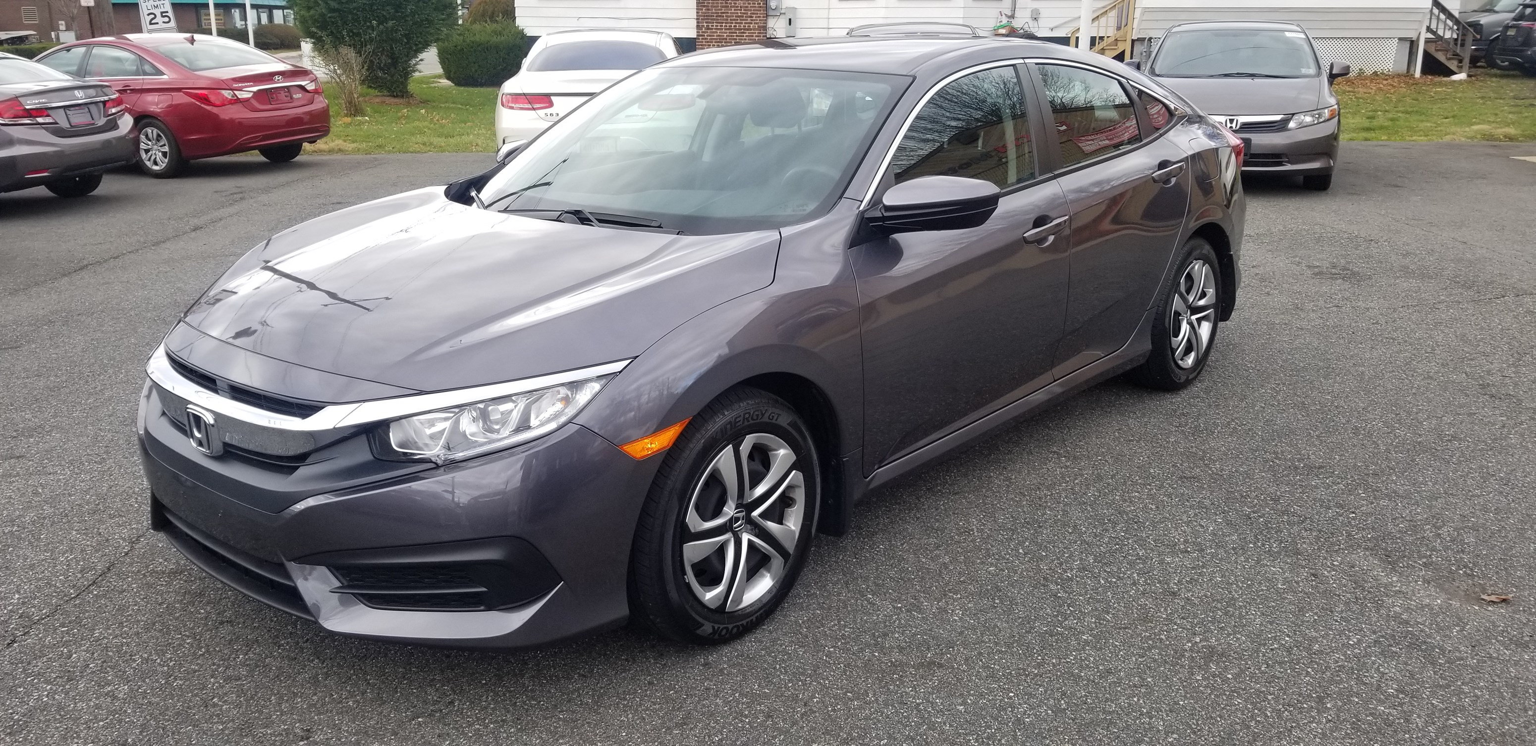 Carfax Used Cars Raleigh Nc Beautiful 2016 Honda Civic Lx 1 8 4 Cylinder Clean Carfax 1 Owner Only 13k