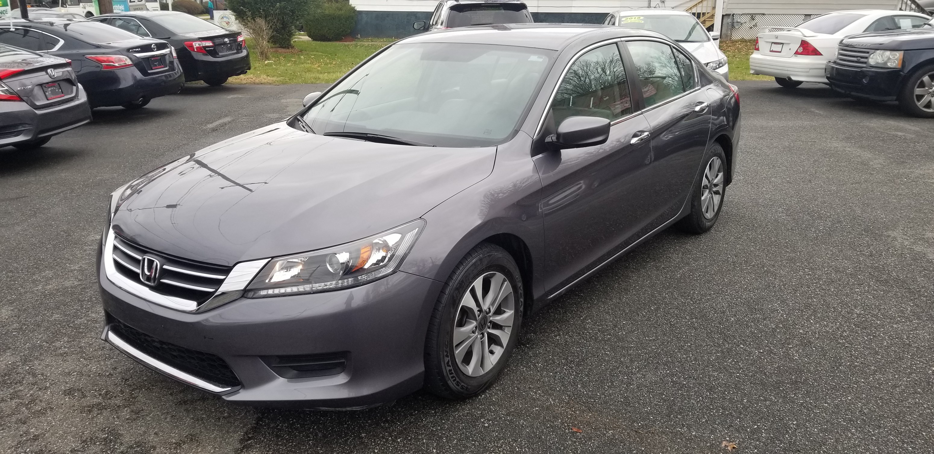 Carfax Used Cars Raleigh Nc Inspirational 2015 Honda Accord Lx 2 4l 4 Cylinder Clean Title Clean Carfax