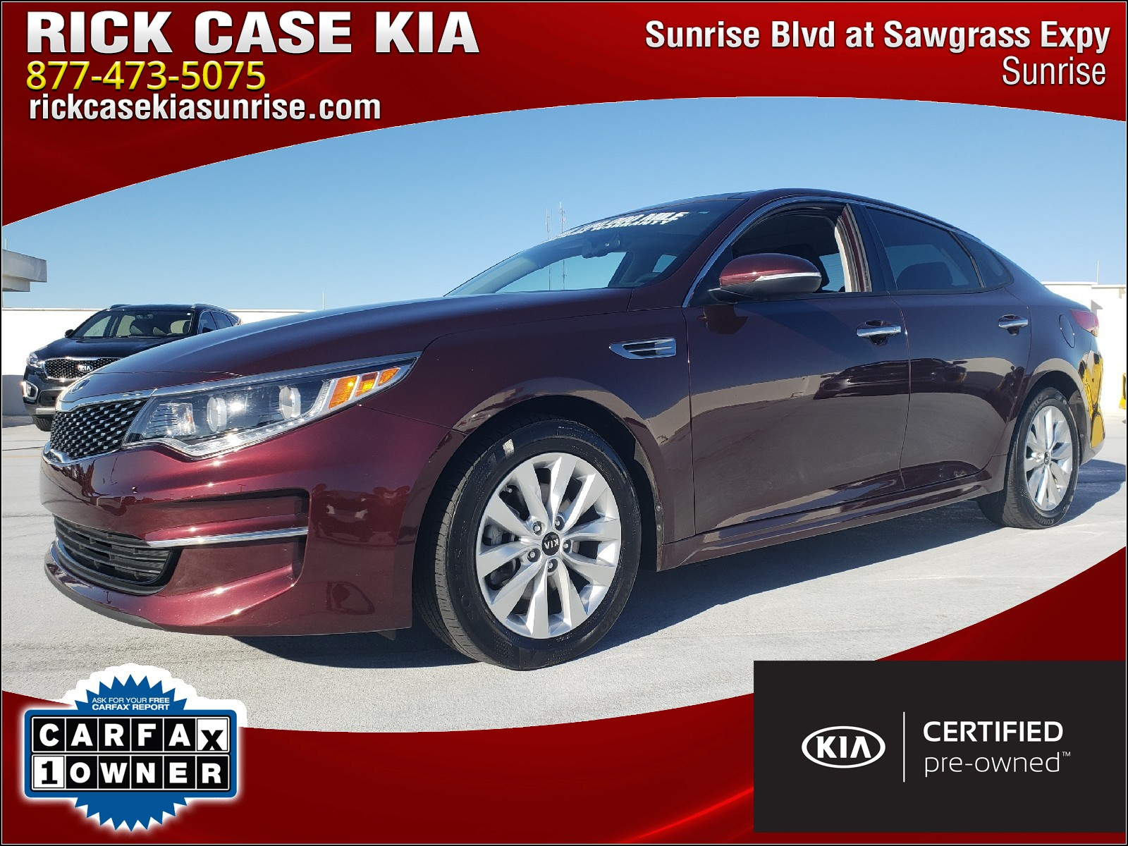 Carfax Used Cars Under 4000 Best Of Used 2016 Kia Optima Ex In fort Lauderdale Fl area Rick Case Kia