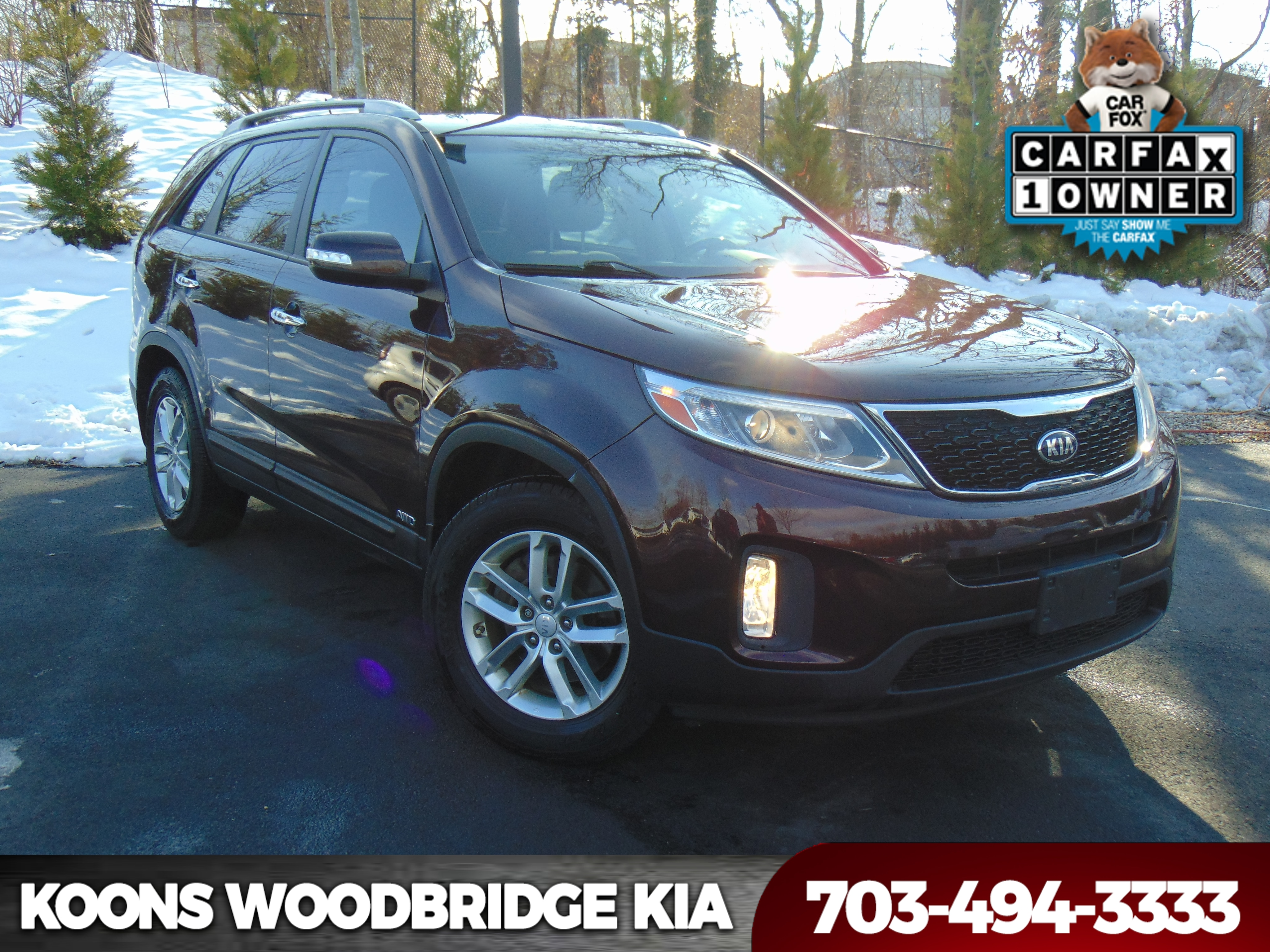 Carfax Used Cars Woodbridge Va Fresh 2015 Kia sorento Lx for Sale Woodbridge Va