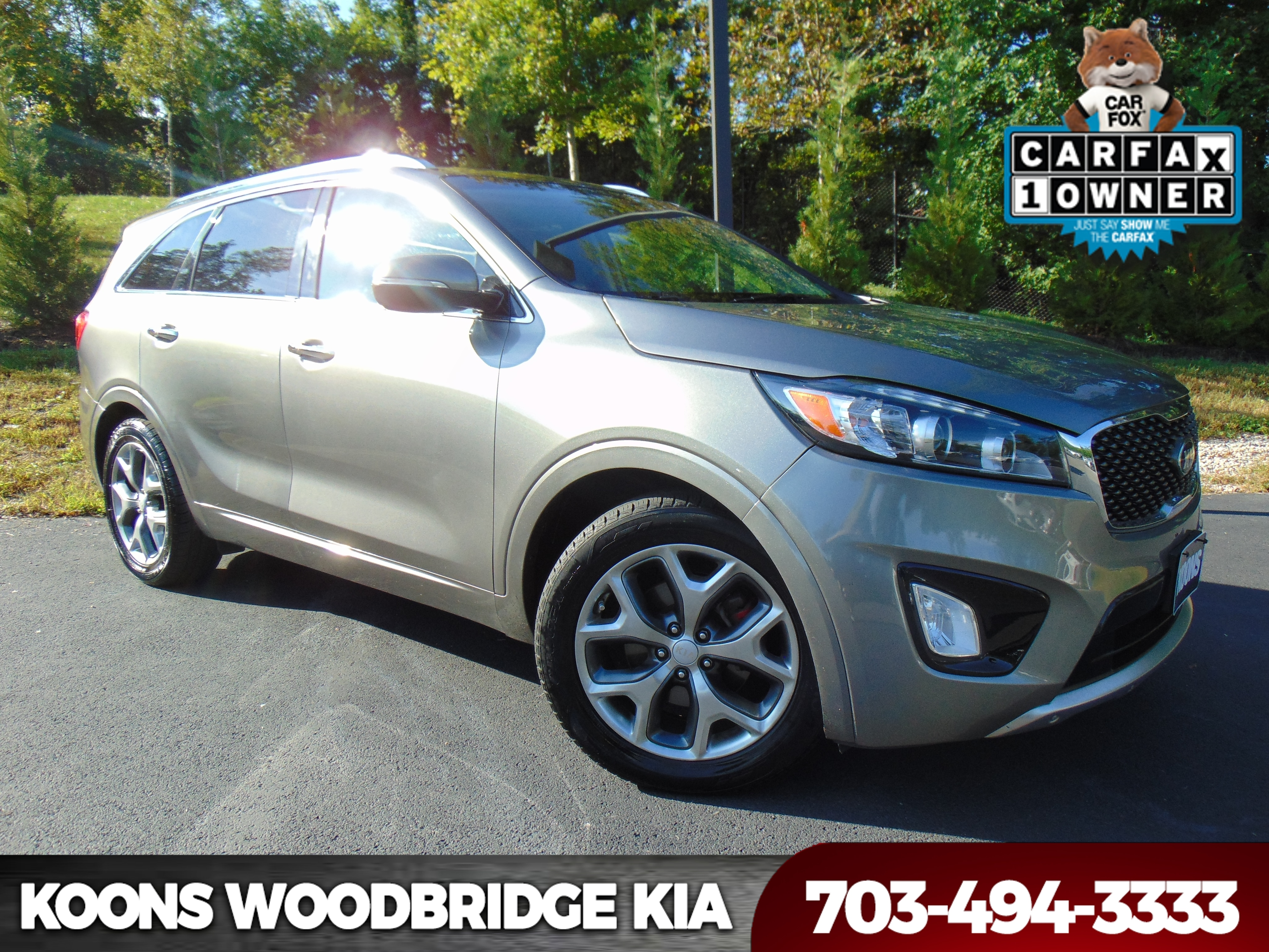 Carfax Used Vehicles New Used Car Specials at Koons Kia Of Woodbridge