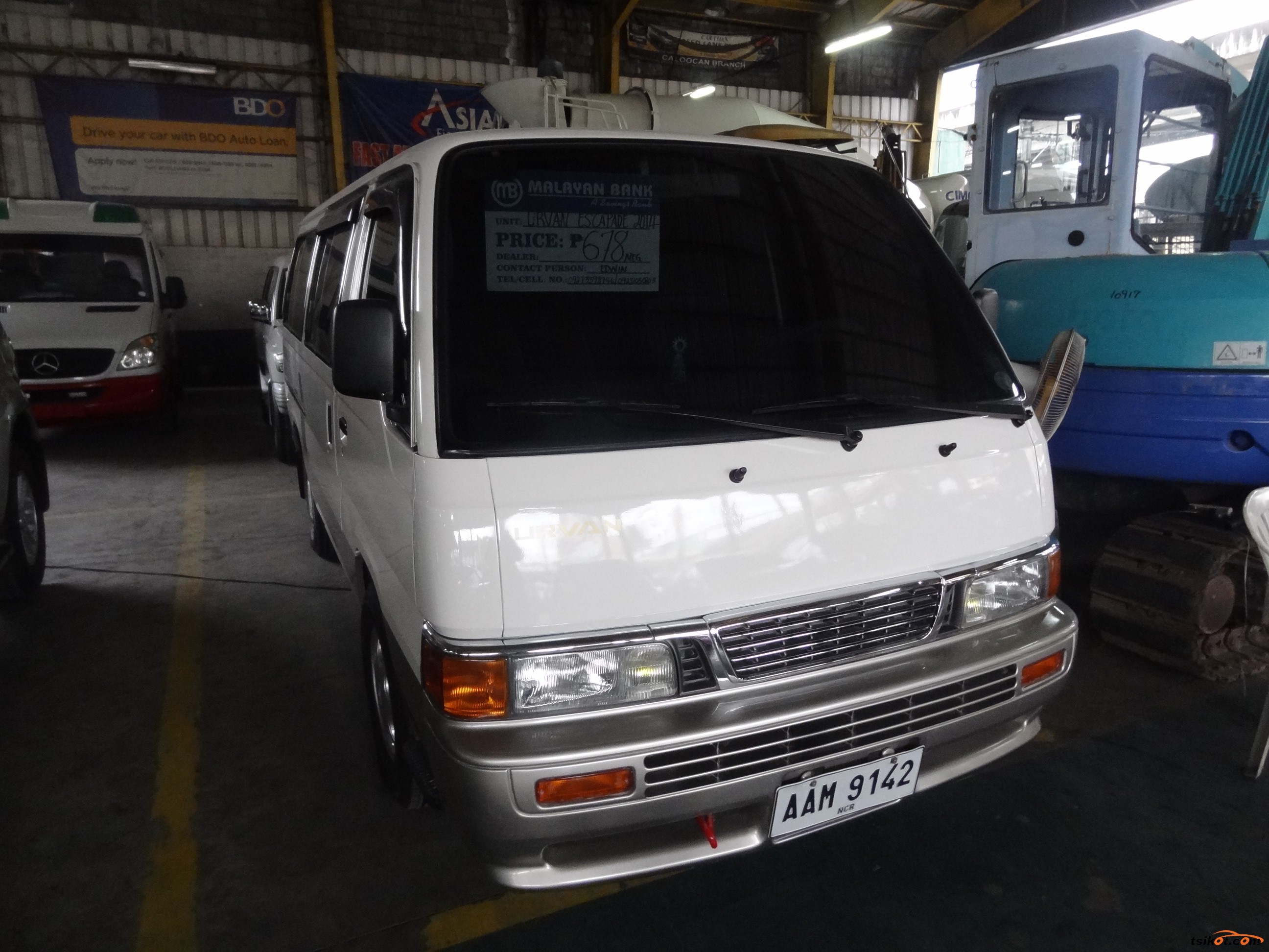 cars for sale by bdo best of nissan urvan 2014 car for sale metro manila