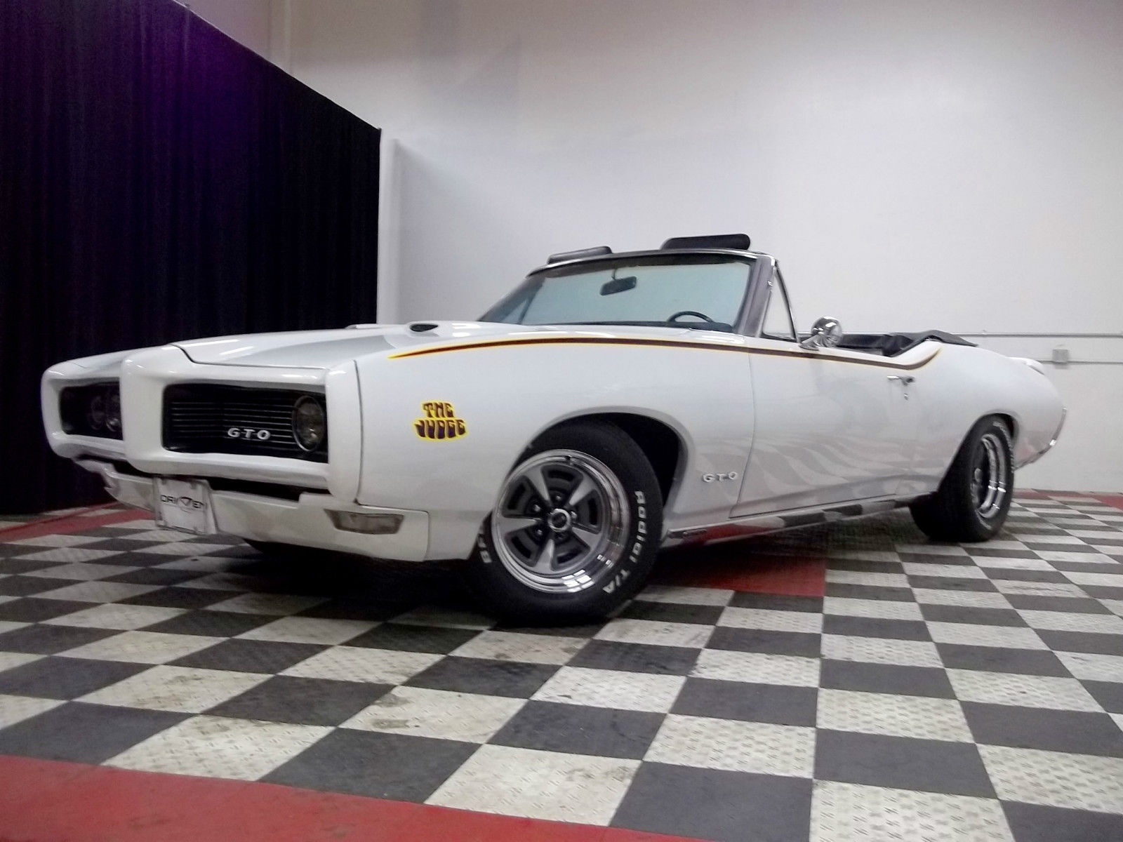 cars for sale by pontiac luxury 1968 pontiac gto judge convertible tribute project cars for sale Â