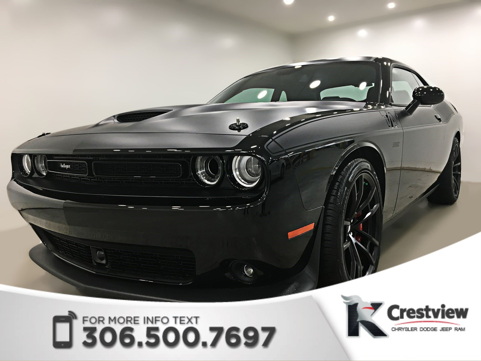 new 2018 dodge challenger t a 392 6 4l hemi sunroof