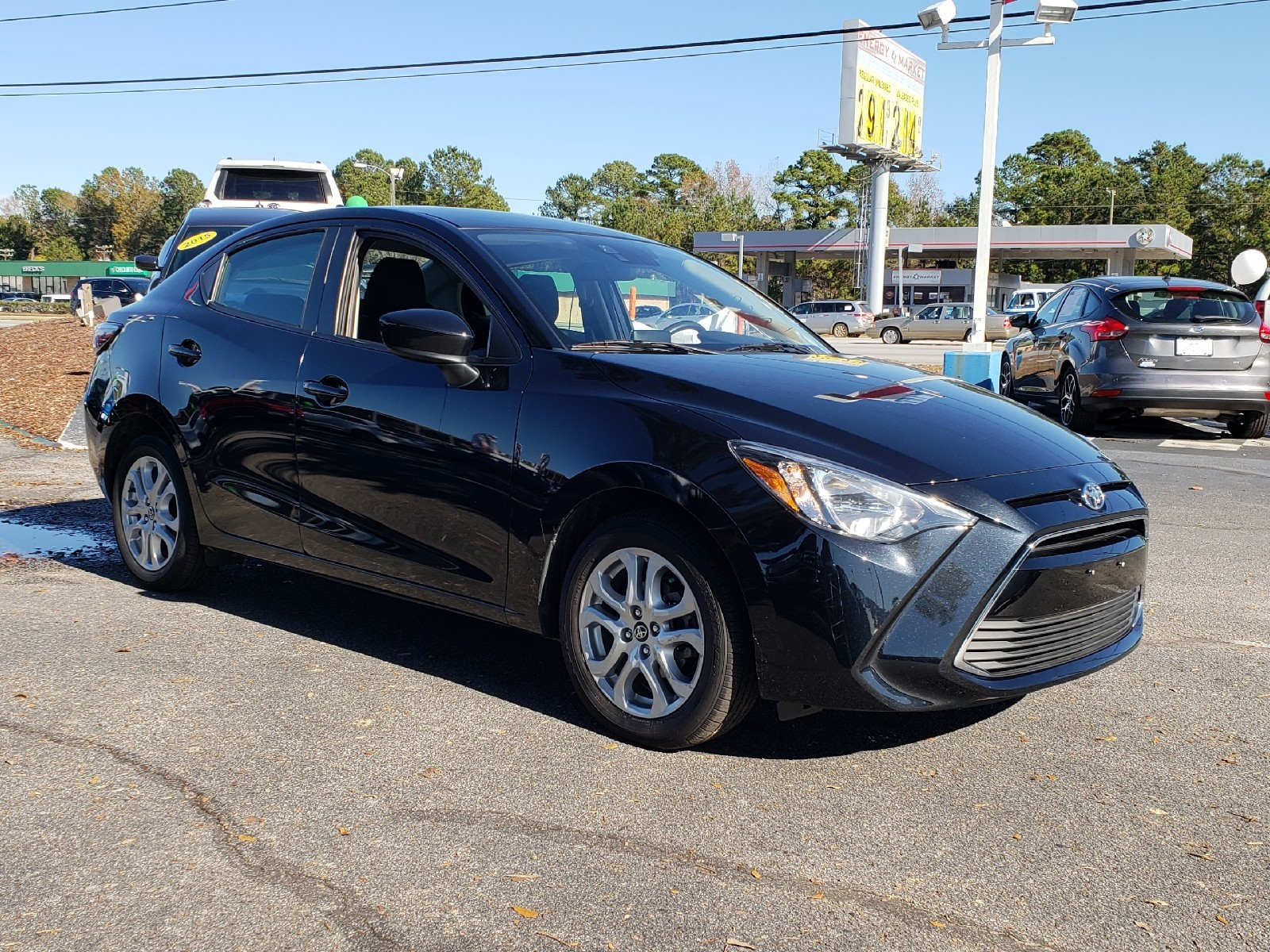Free Carfax for My Car New Used Used 2017 toyota Yaris Ia for Sale north Charleston Sc