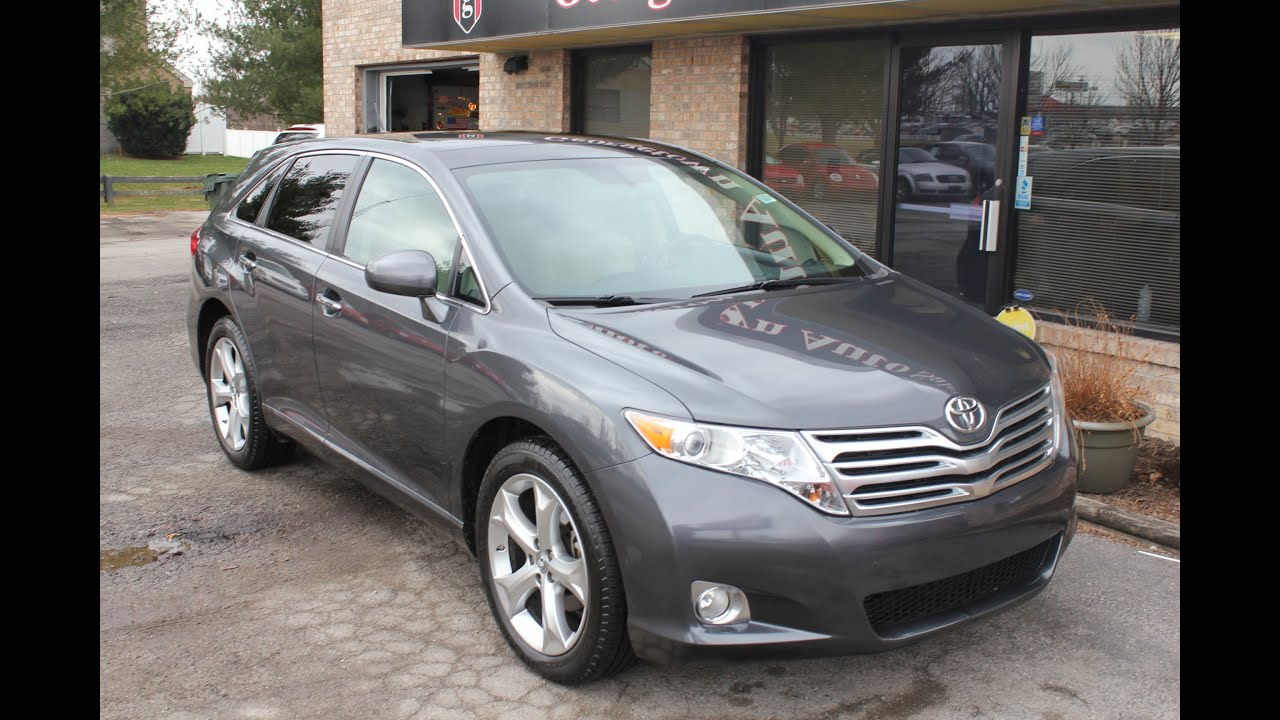 used 2009 toyota venza all wheel drive for sale geor own auto sales ky kentucky sold youtube