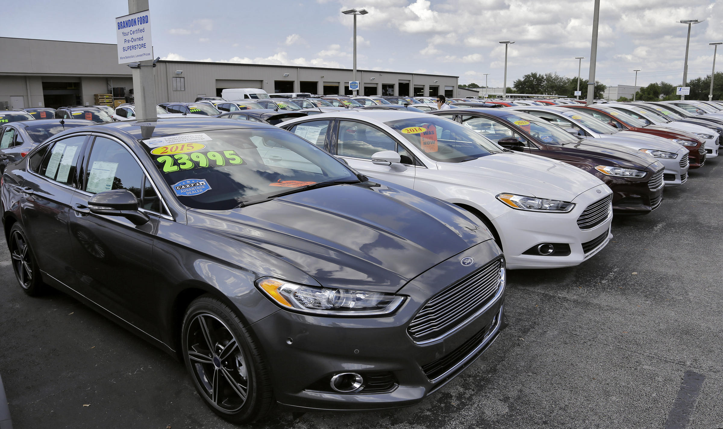 New Used Car Buying Sites
