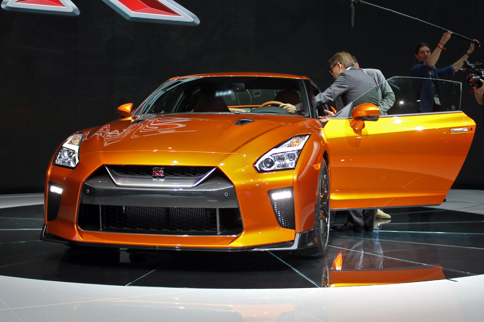 Used Nissan Gt-r for Sale Awesome Meet the New even Brawnier 2017 Nissan Gt R Pricing and