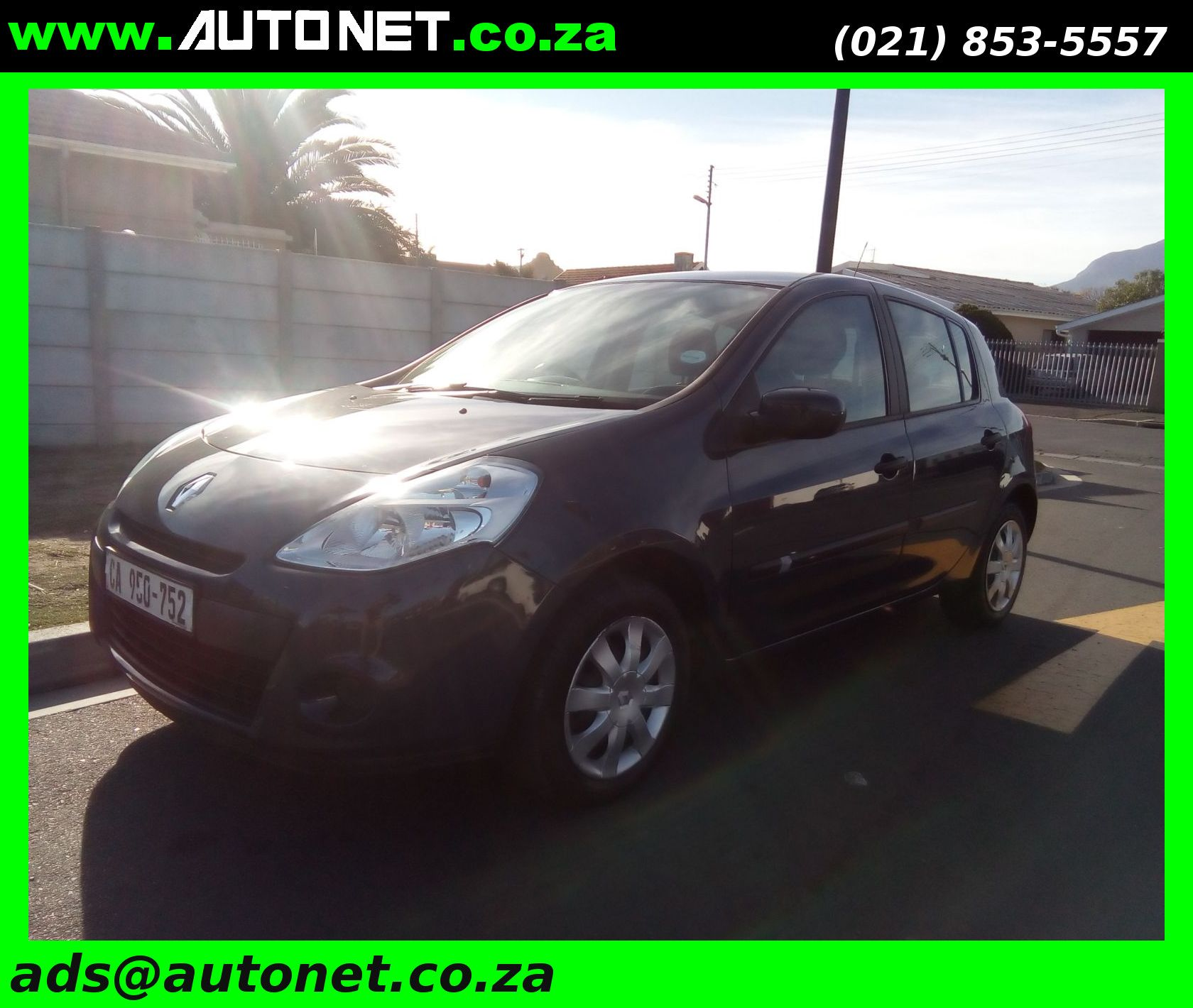 Yahoo Used Cars New Renault Clio Iii 1 6 Yahoo 5dr Available