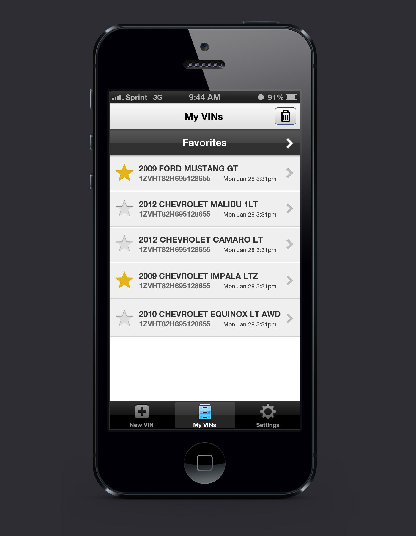 Carfax for Dealers App New Daniel Chan Carfax Mobile App for Dealers Vin Scanner