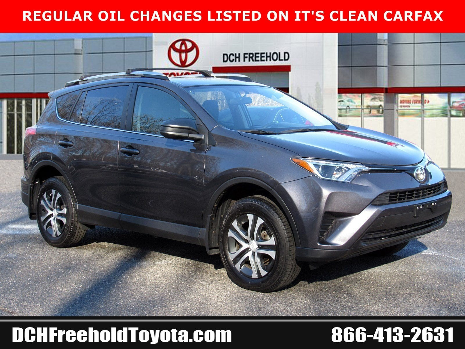 certified pre owned 2016 toyota rav4 le for sale