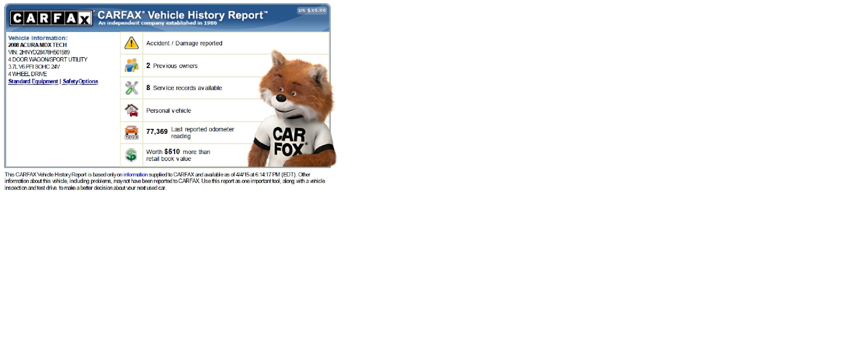 Carfax Vehicle History Report Free Elegant Send Carfax and Free Autocheck by Autoreport
