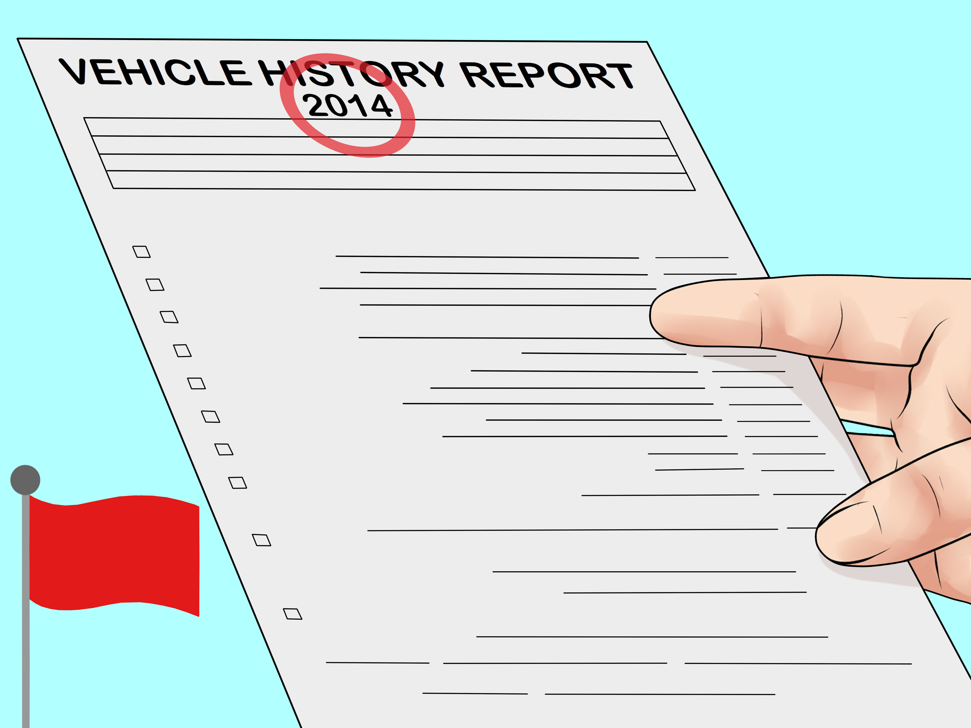 Cheap Vin Report Awesome How to Check A Car S History 9 Steps with Pictures Wikihow