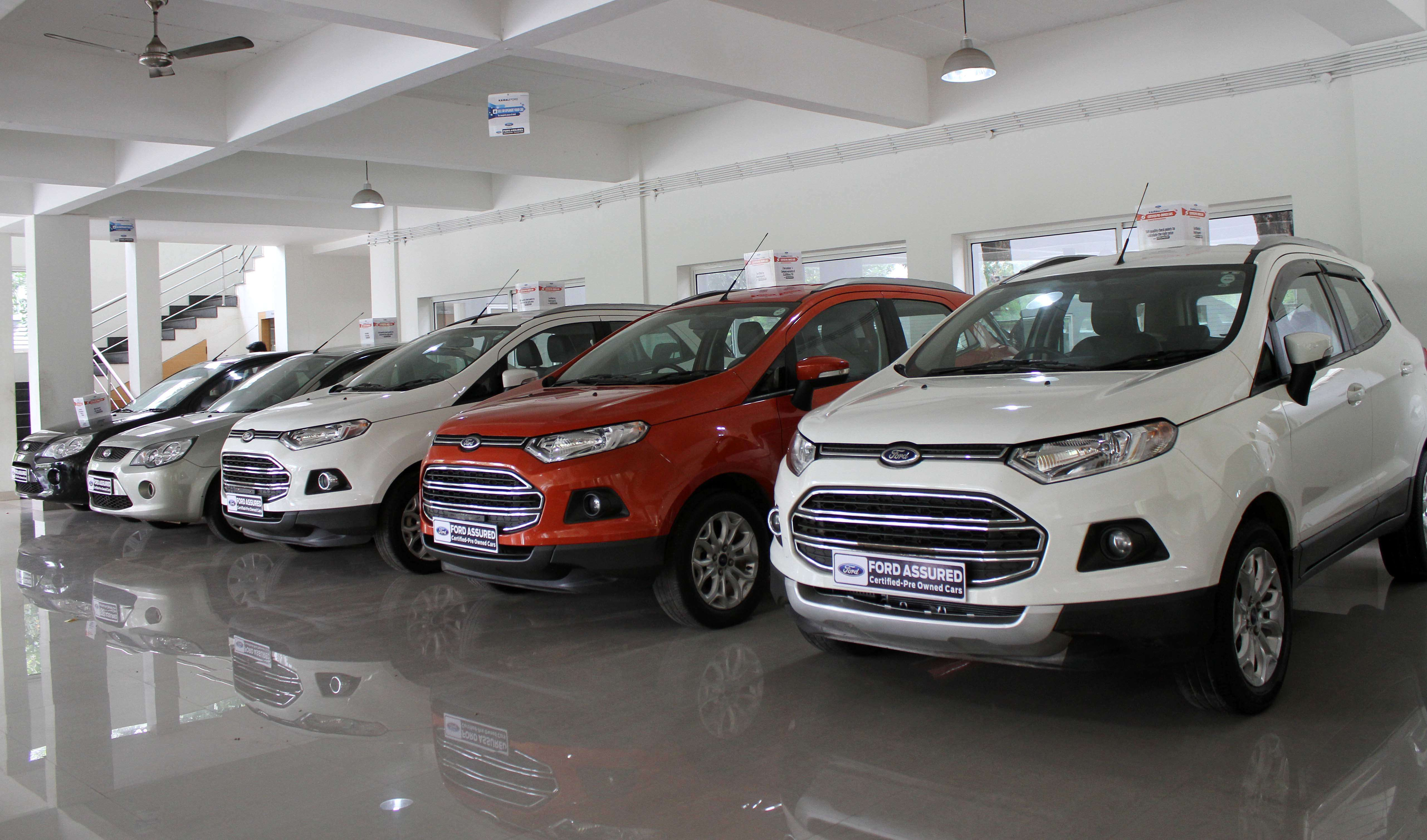 used car business ford assured pletes five years in india