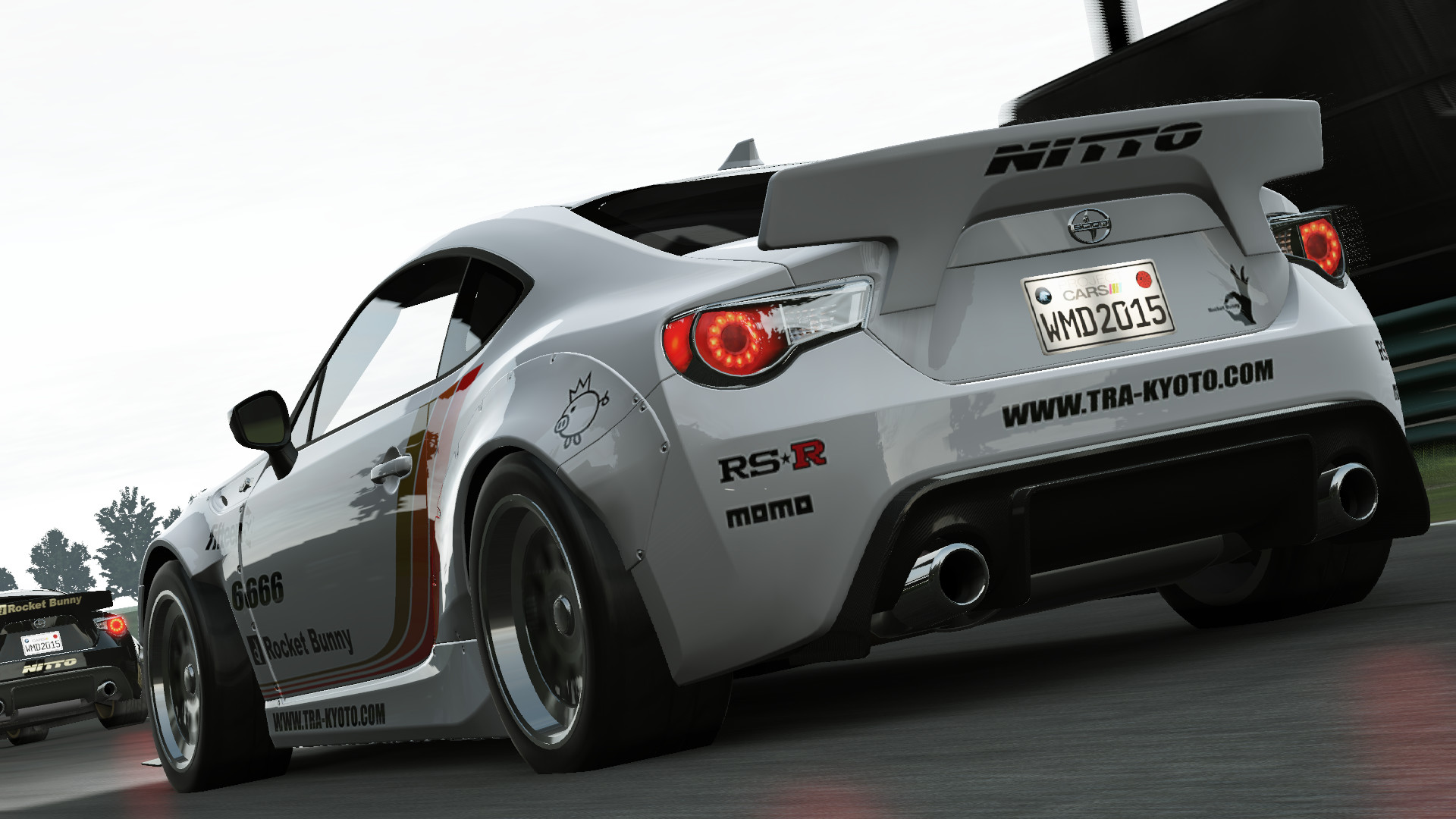 project cars japanese car pack rocket bunny 1
