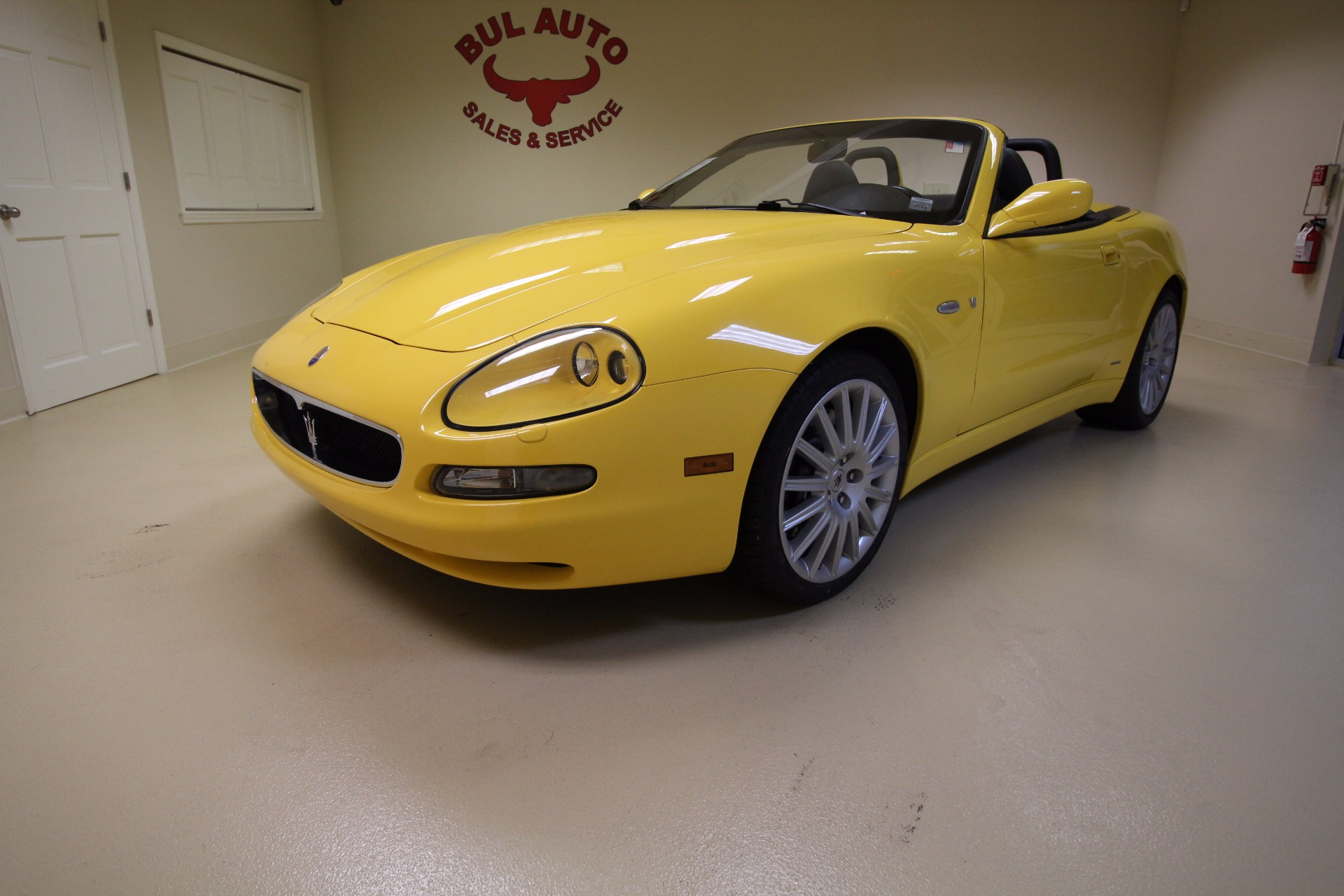 Used Yellow Cars for Sale Near Me Best Of Used Yellow Cars for Sale Near Me Lovely 2003 Maserati Spyder