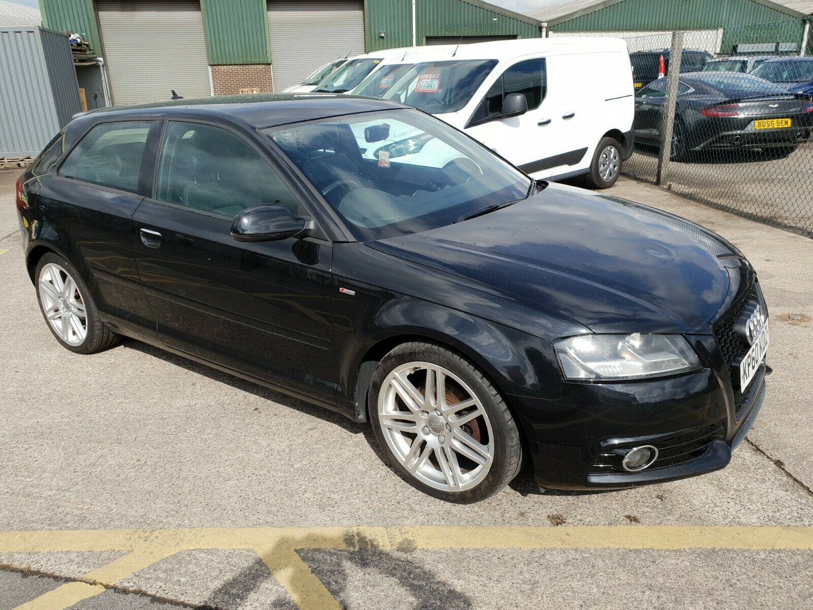 Cat D Cars for Sale Near Me Inspirational 2010 60 Audi A3 Sline 1 4 Tfsi Very Clean Car Cat D N Damaged