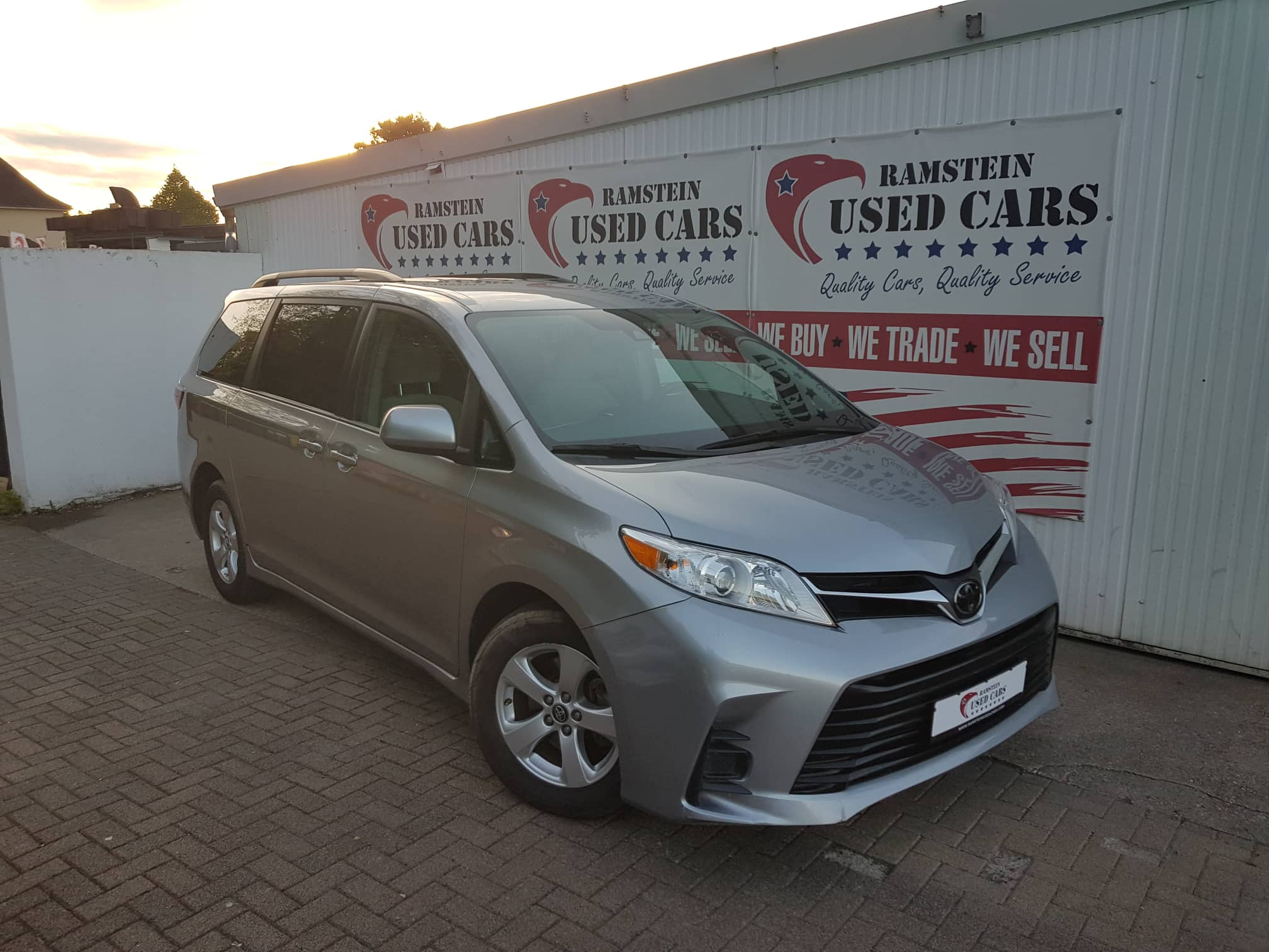 8 Passenger Cars for Sale Near Me Unique 2018 toyota Sienna Le 8 Passenger Ramstein Used Cars
