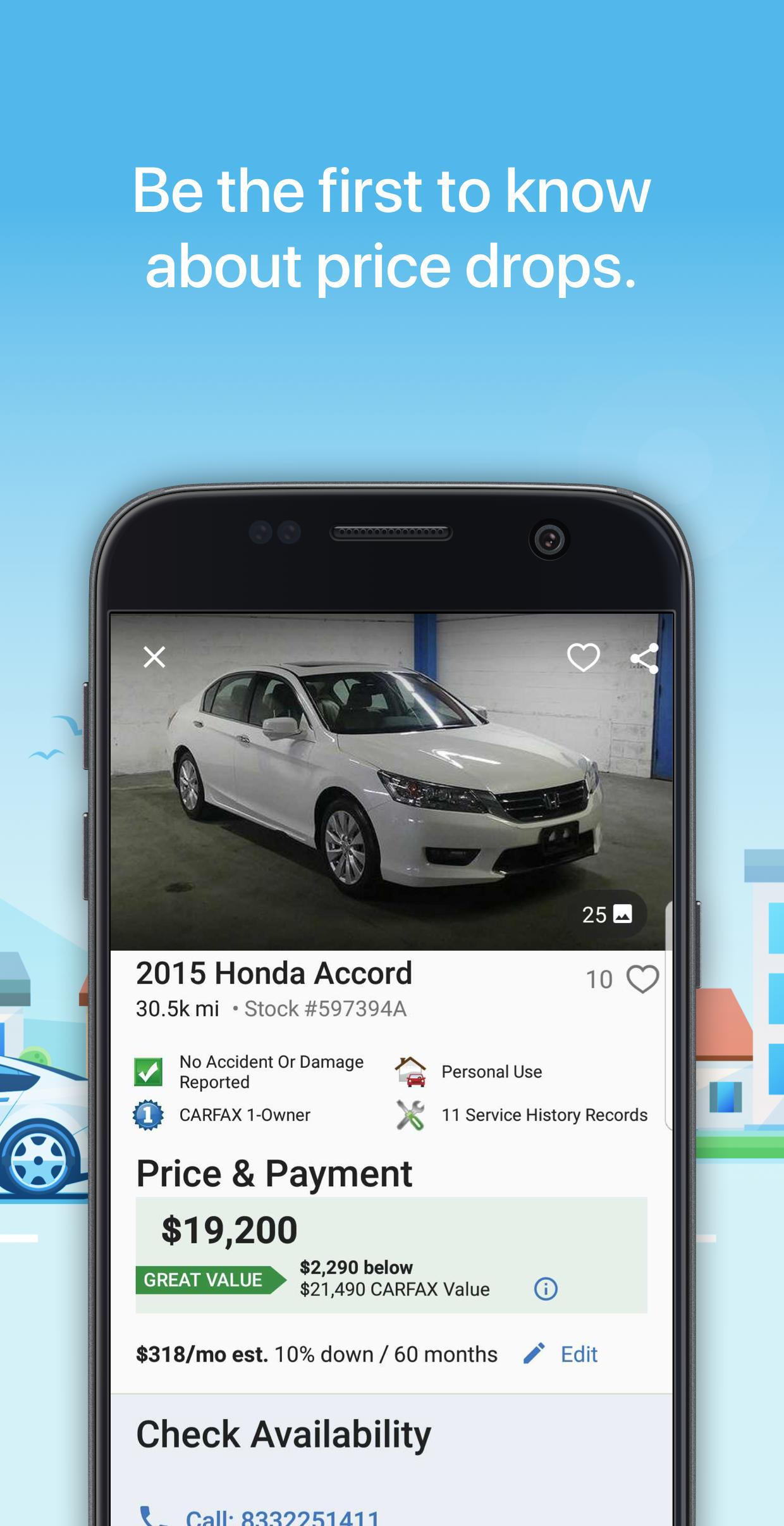 Carfacts Used Cars Lovely Carfax for android Apk
