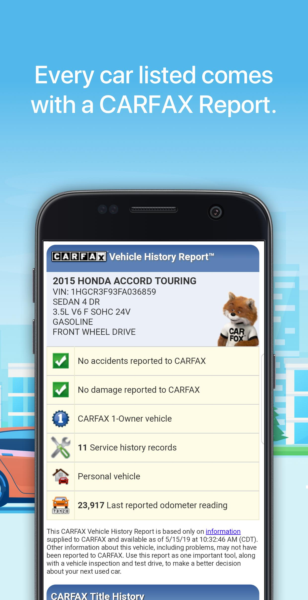 Carfax Lookup Awesome Carfax for android Apk
