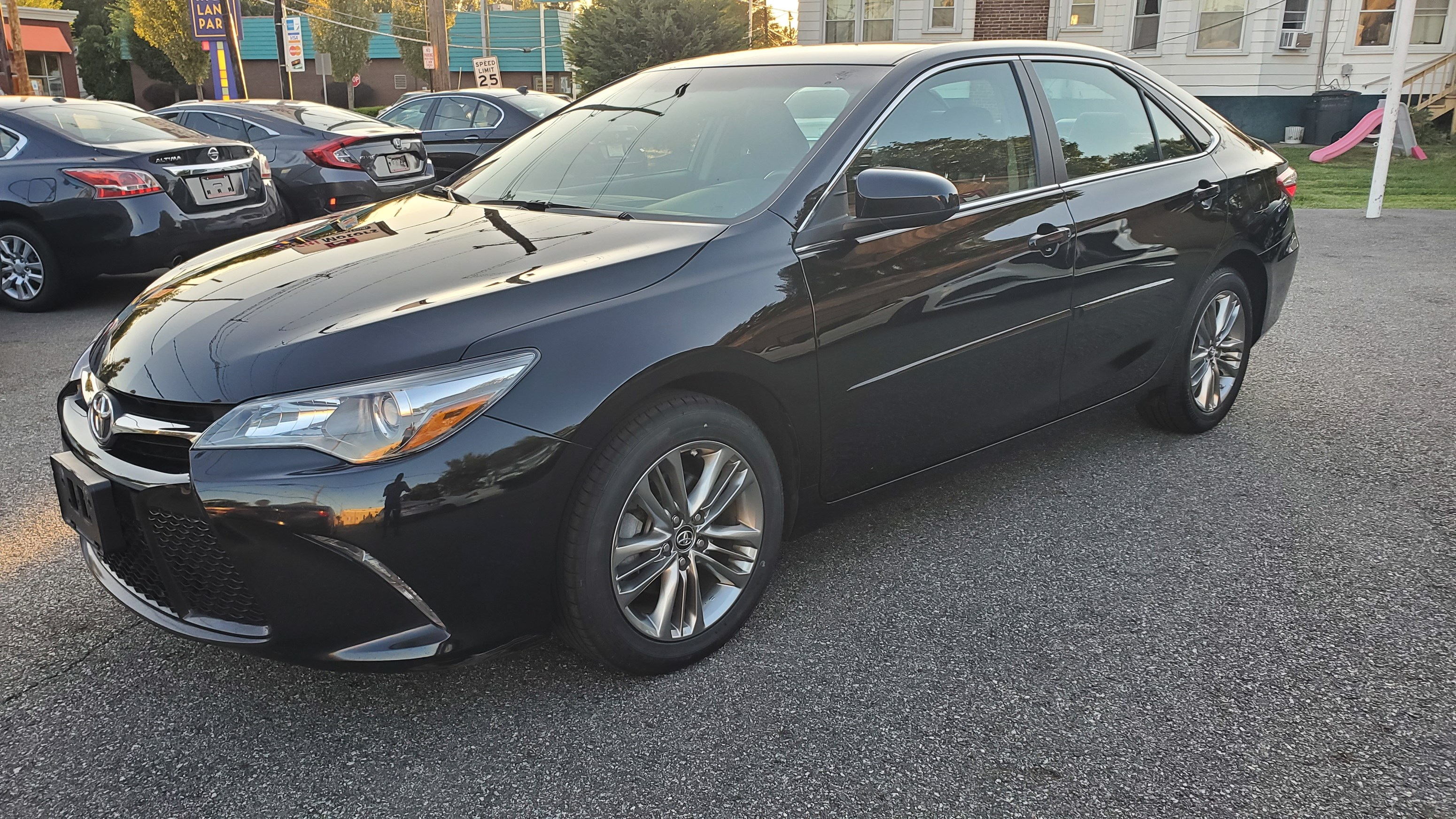 Carfax Used Cars Greensboro Nc Lovely 2017 toyota Camry Se 2 5l 4 Cylinder Clean Carfax 1 Owner