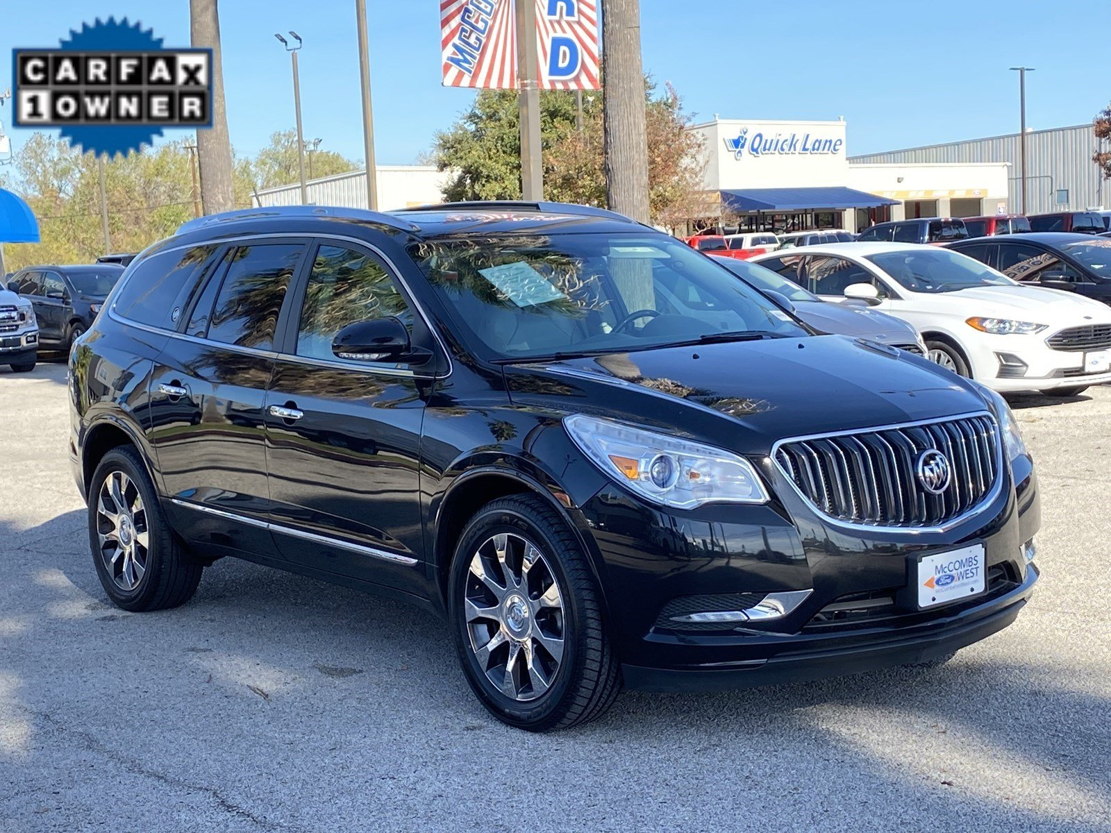 Buick Enclave Awesome Pre Owned 2017 Buick Enclave Premium with Navigation Awd