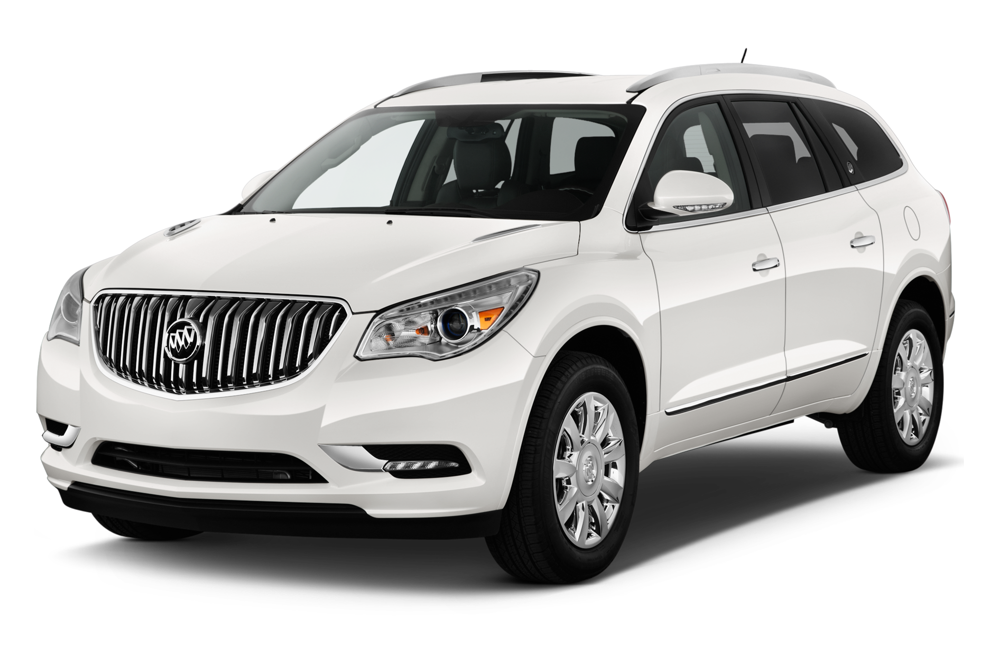 2017 buick enclave convenience suv angular front