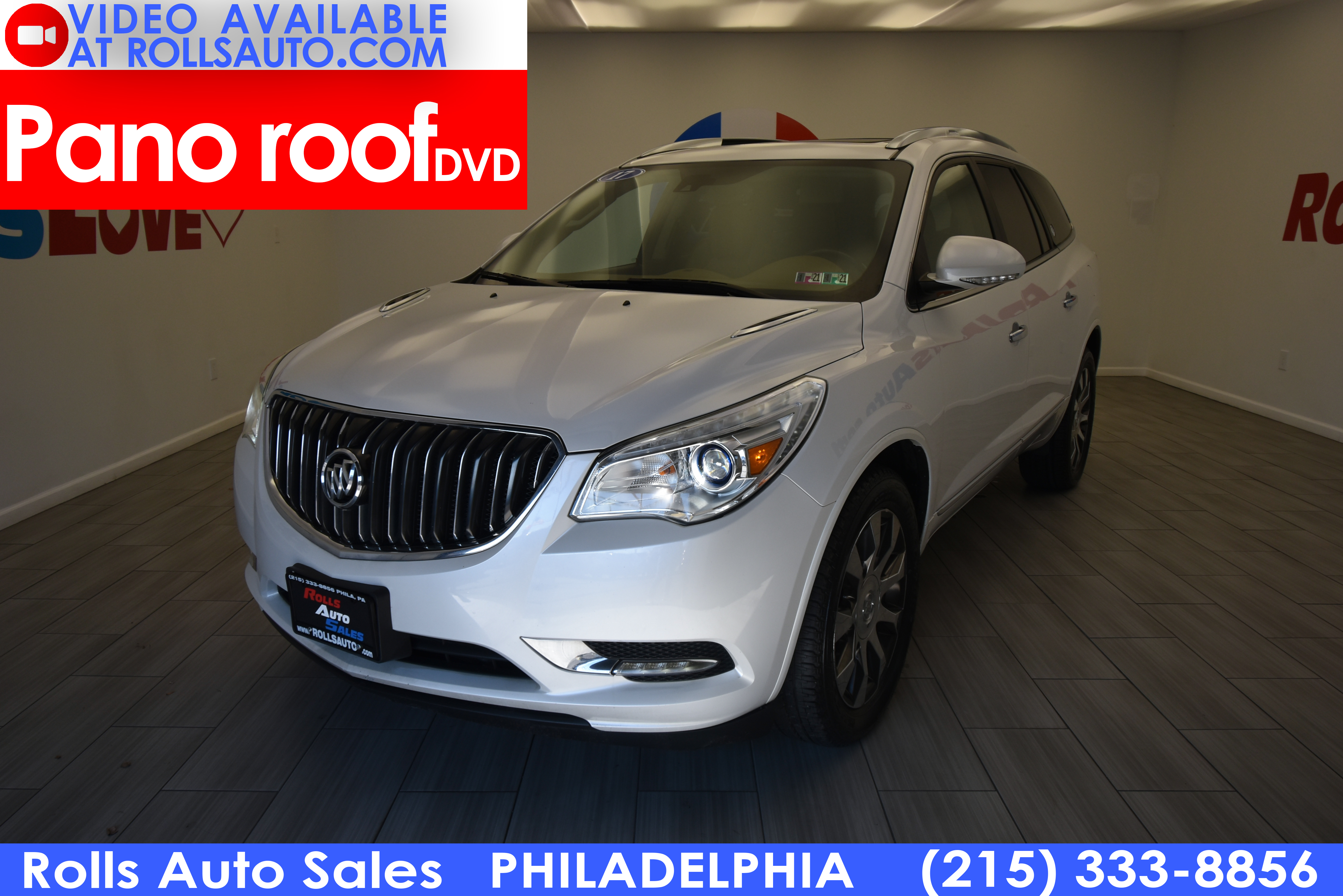Buick Enclave Inspirational Pre Owned 2017 Buick Enclave Awd Leather with Navigation Awd