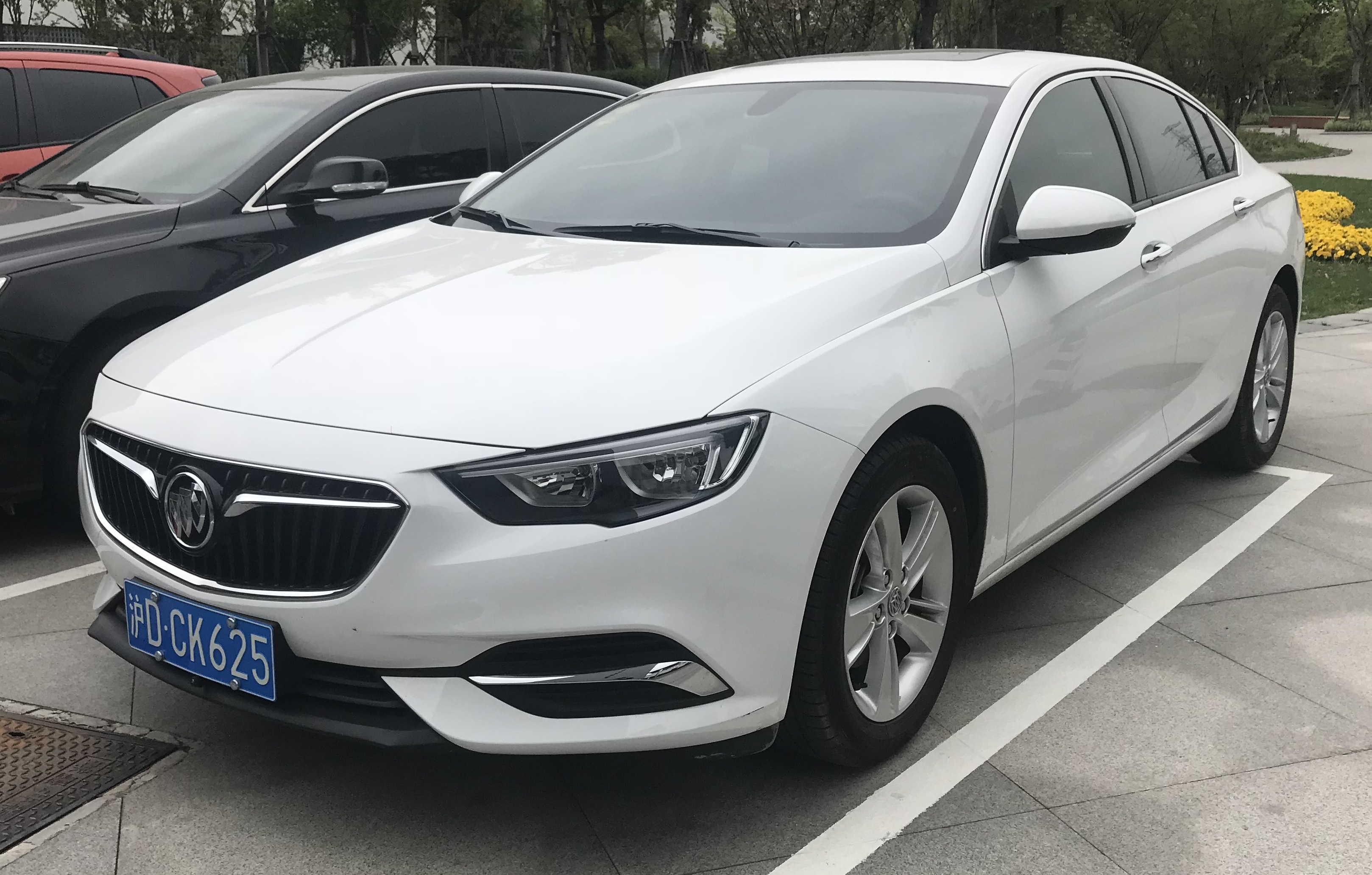 buick regal 2018 28cropped 29