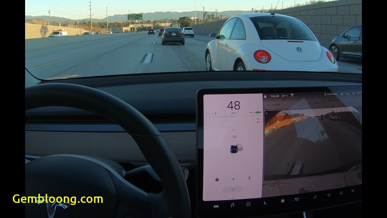 Can Tesla Autopilot Change Lanes Best Of Tesla Autopilot Close Call During Lane Change Youtube